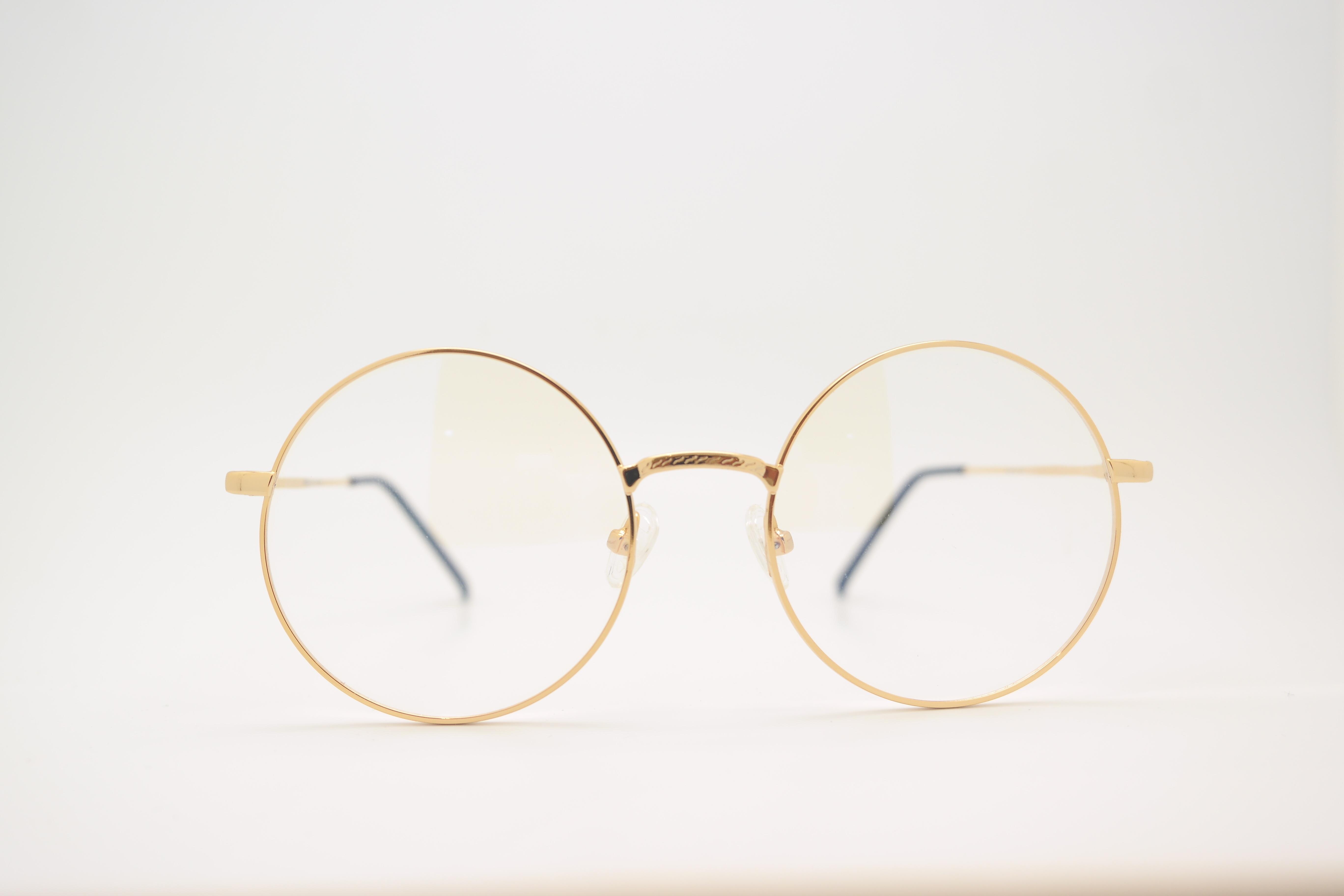 de2ac5deb435 ... lykketræf engel terapi 5472x3648. gylden gået i stykker cirkel solbriller  briller briller form briller glas mode tilbehør vision pleje lykketræf