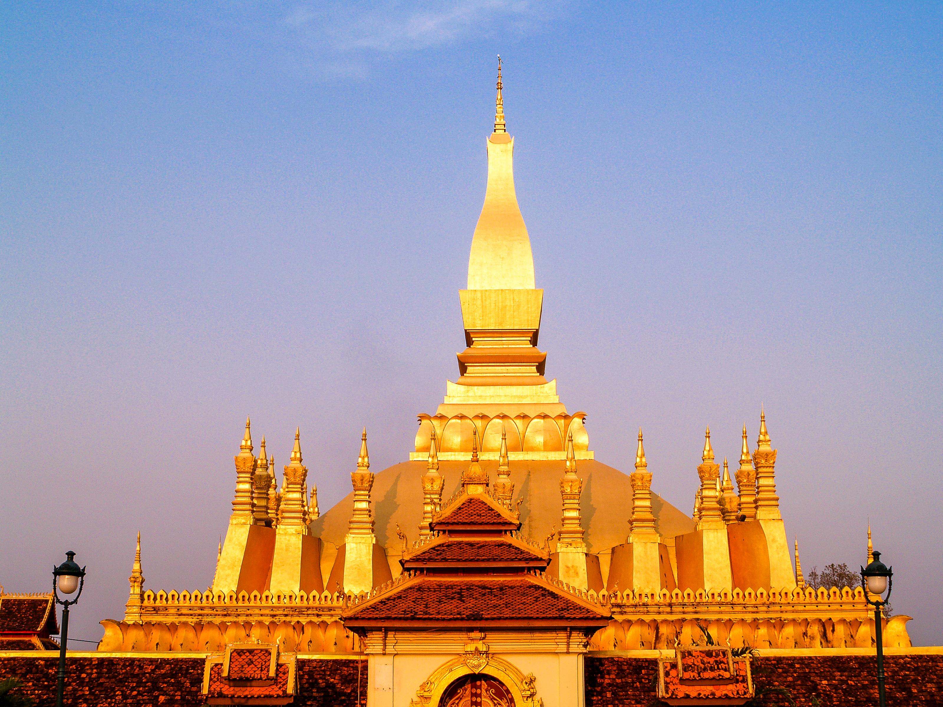 les monuments bouddhiques