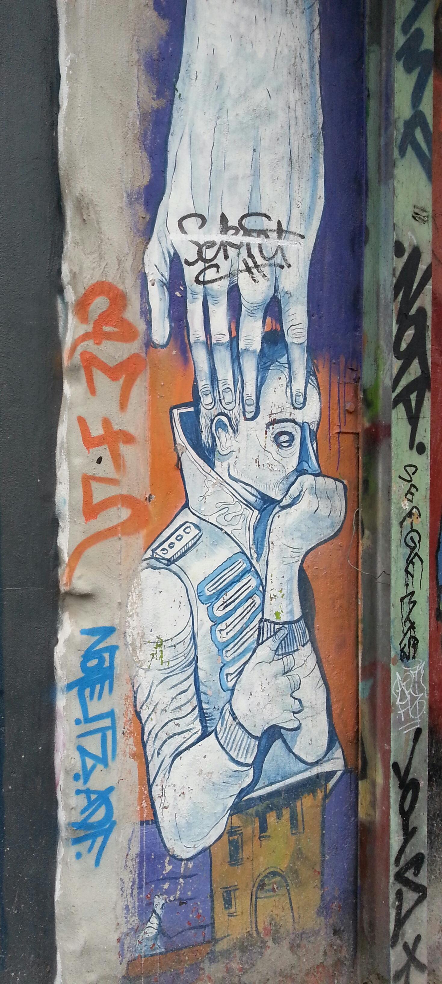 Fotoğraf Duvar Yazısı Boyama Sokak Sanatı Sanat Eskiz çizim