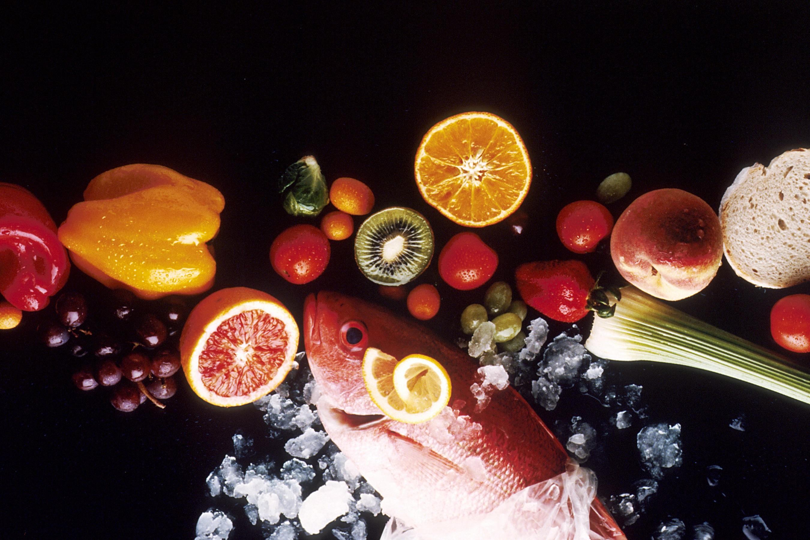 Free Images : grape, fruit, flower, feed, orange, pepper, produce ...