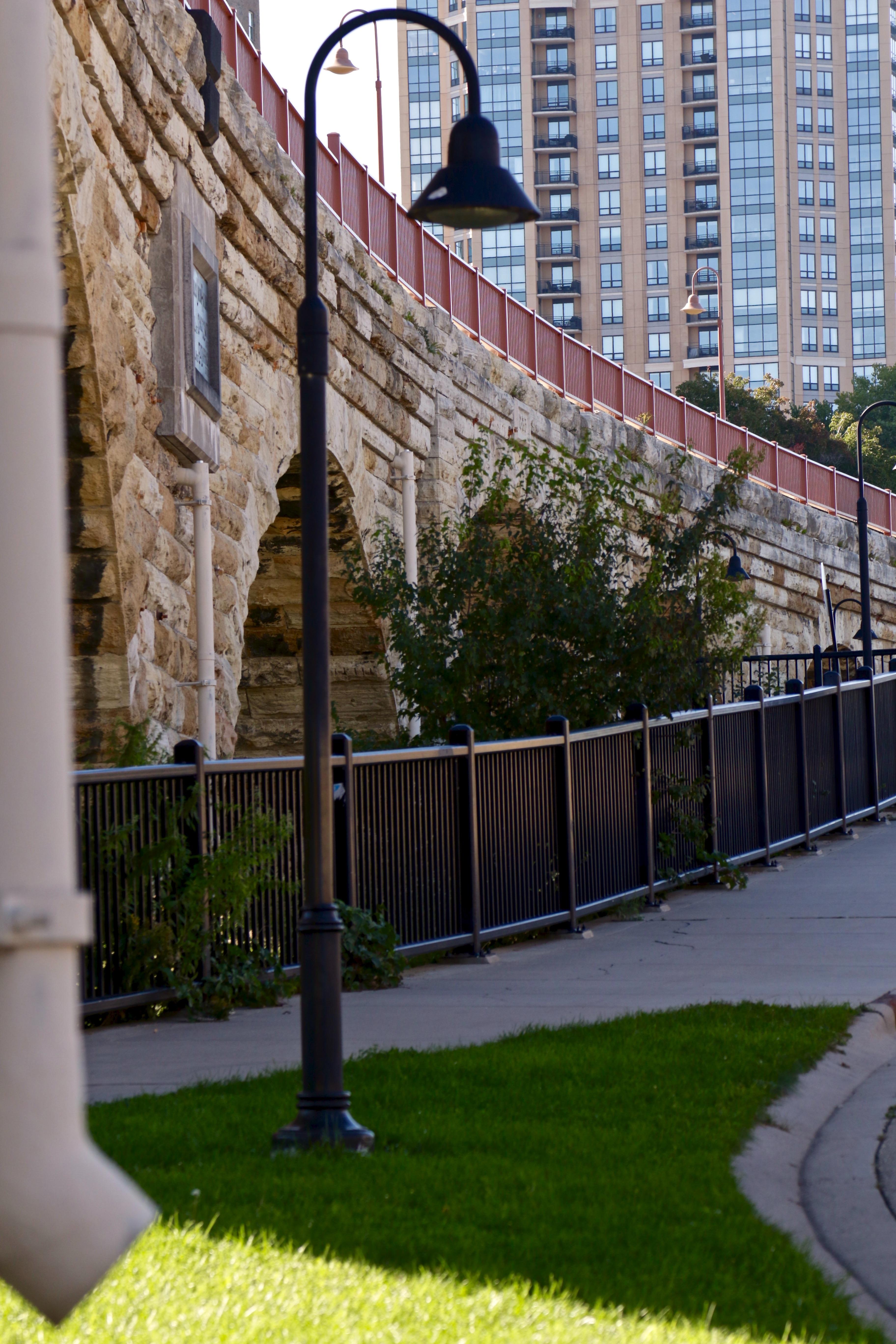 Kostenlose Foto Gras Zaun Die Architektur Rasen Mauer