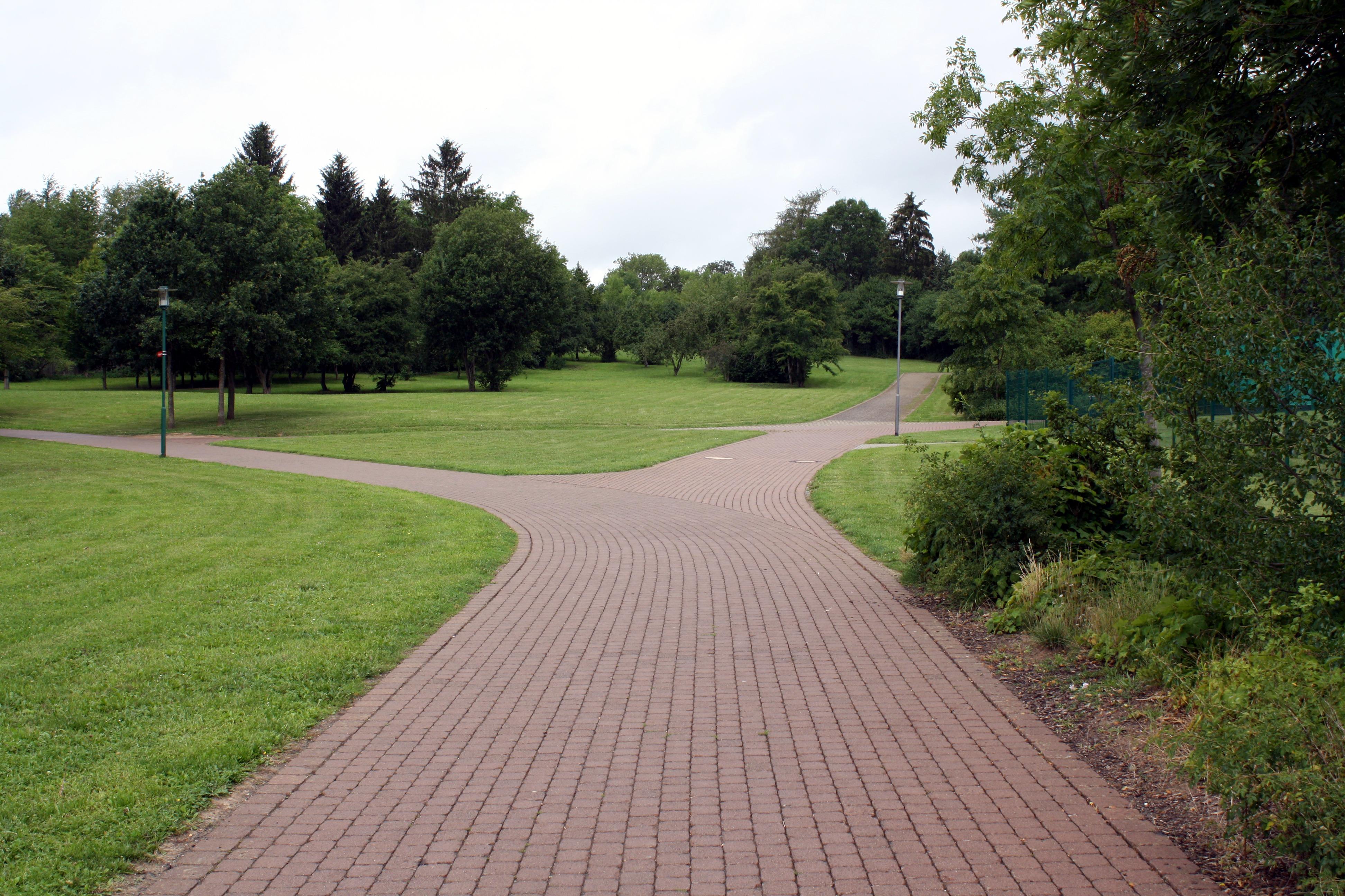 Картинки дорога с парками тут понял
