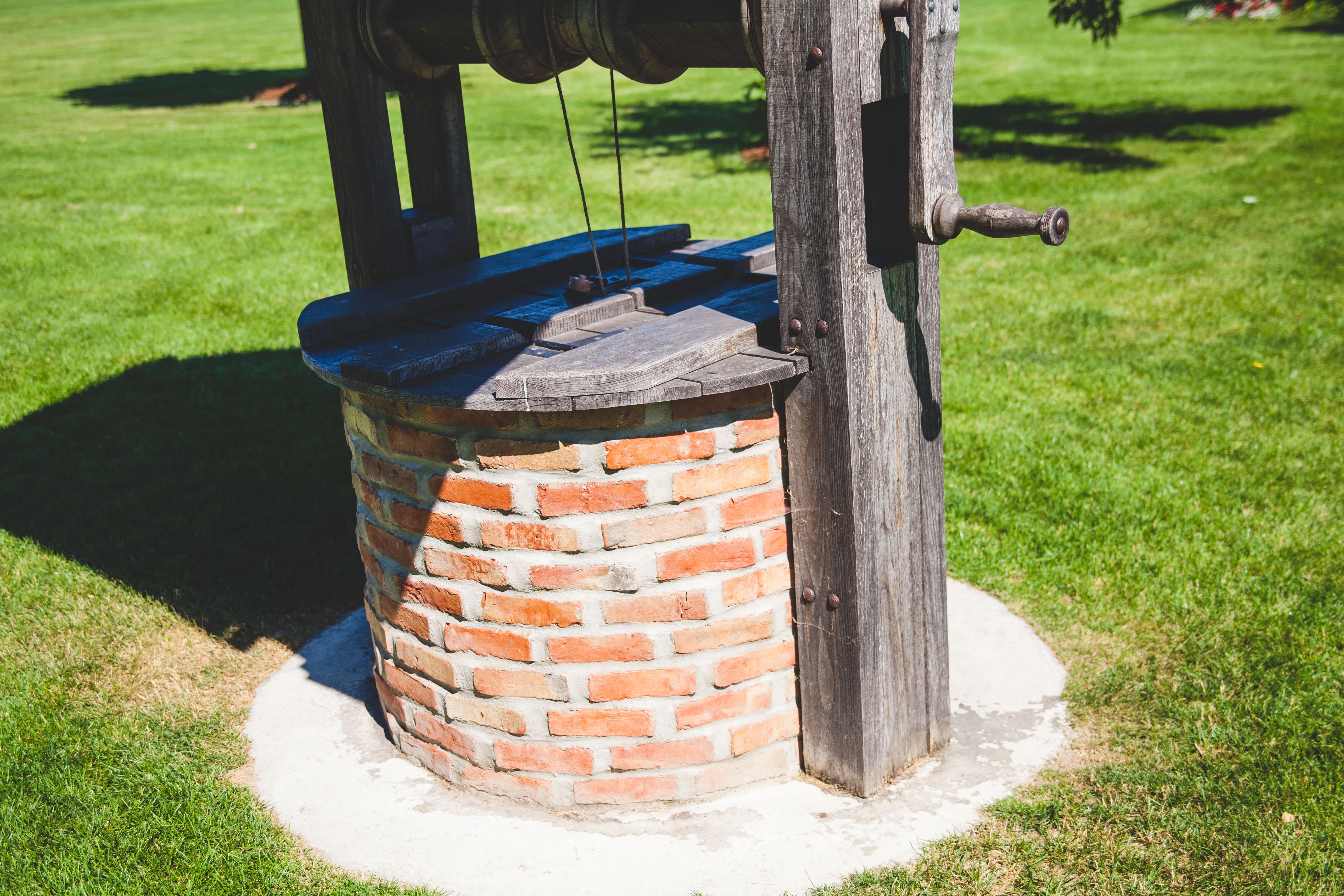 Барабан для колодца: как сделать