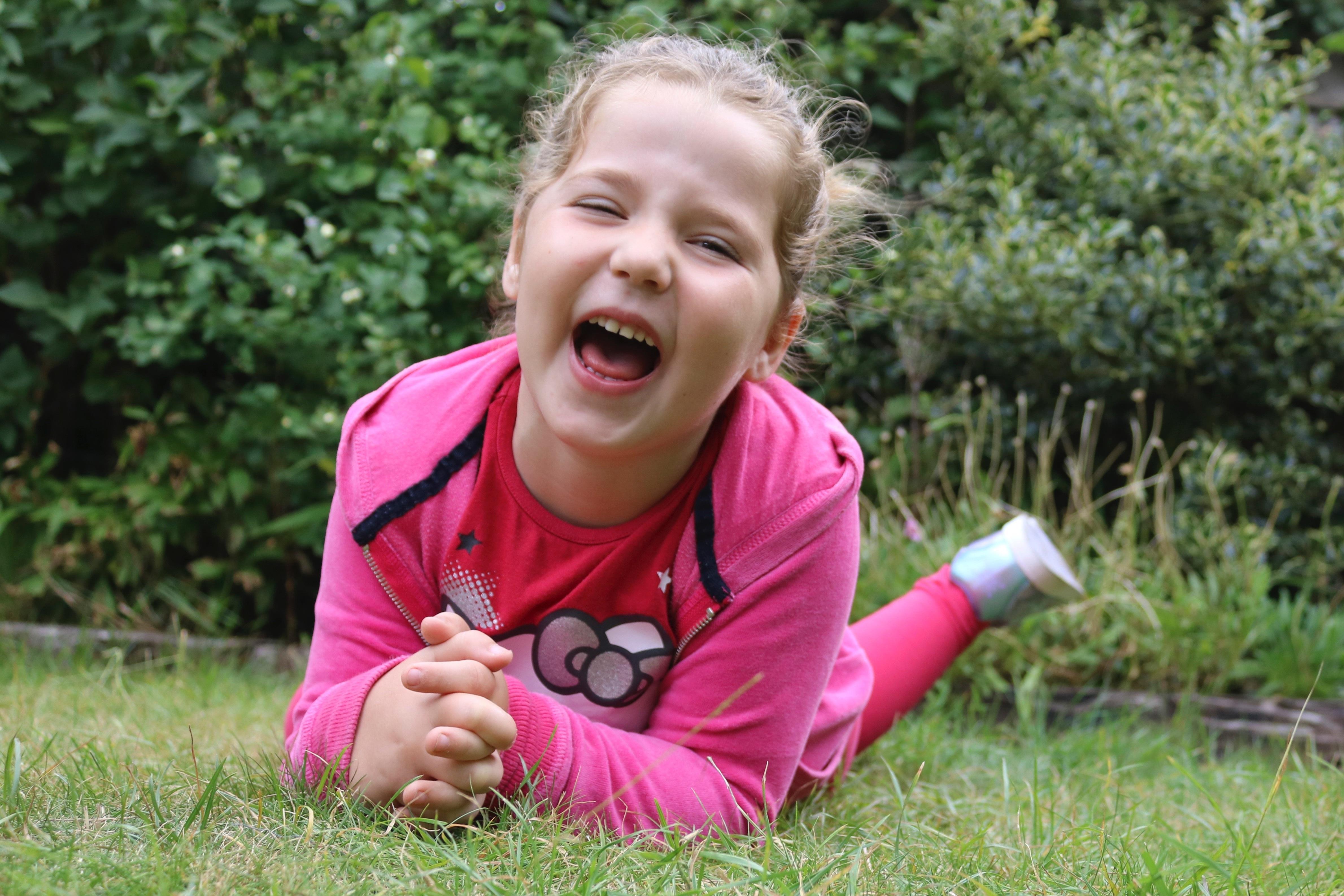 A plant that makes children happy 67
