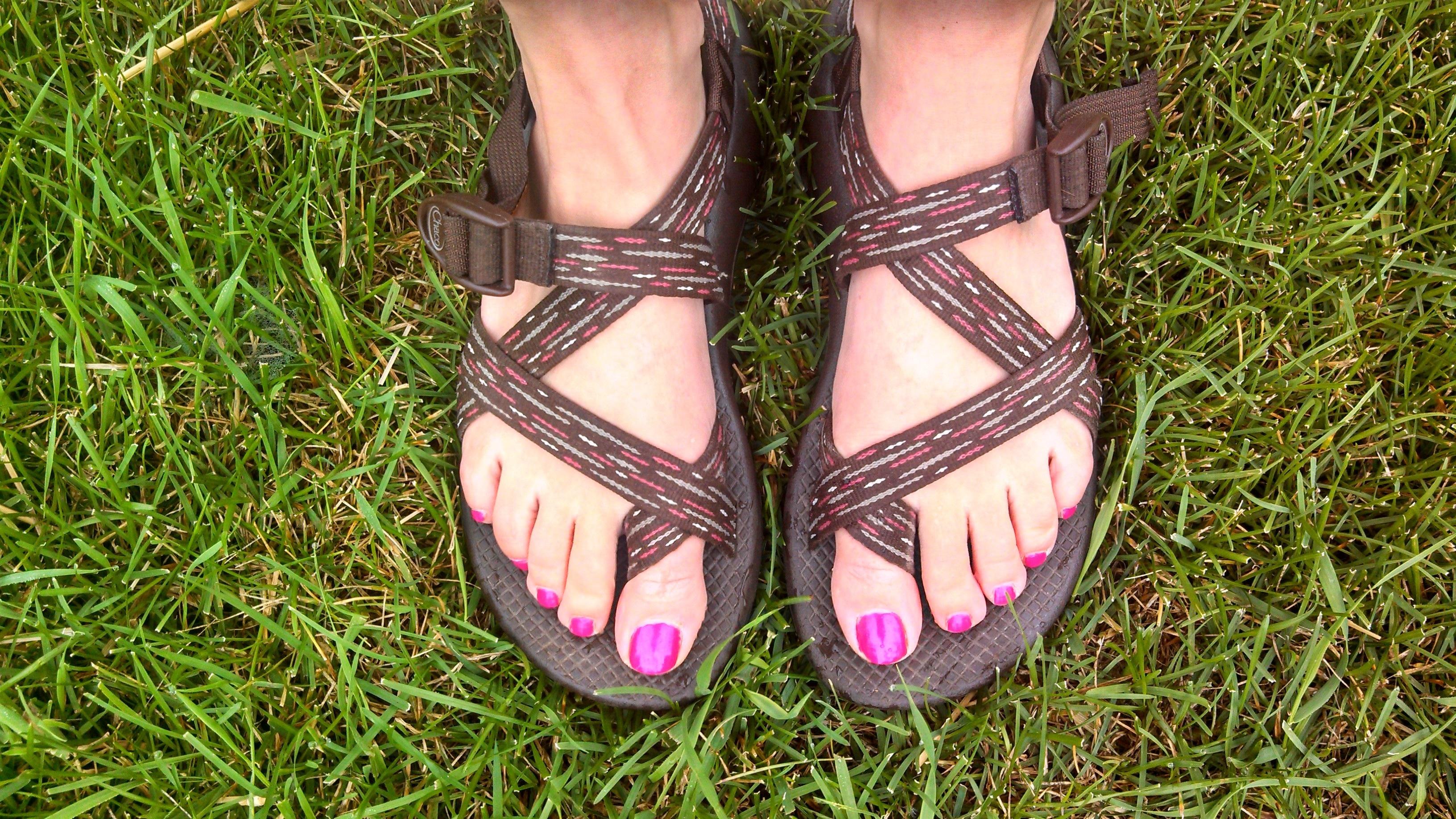 Fotos gratis : césped, zapato, flor, Pies, pierna, rosado, esmalte ...