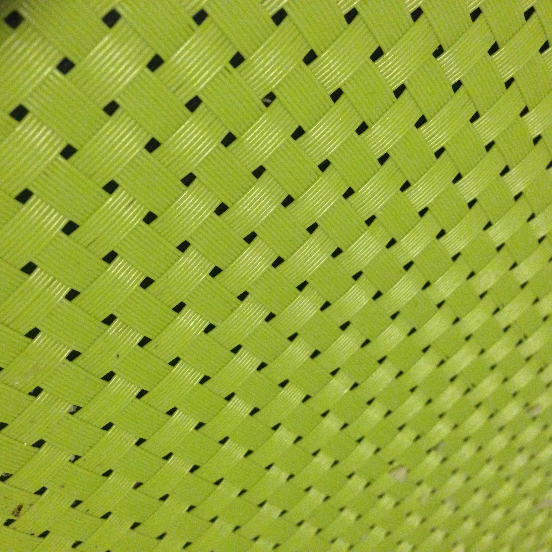 rumput tekstur plastik daun pola garis hijau kuning lingkaran fon Desain dekoratif bersih bentuk taplak meja