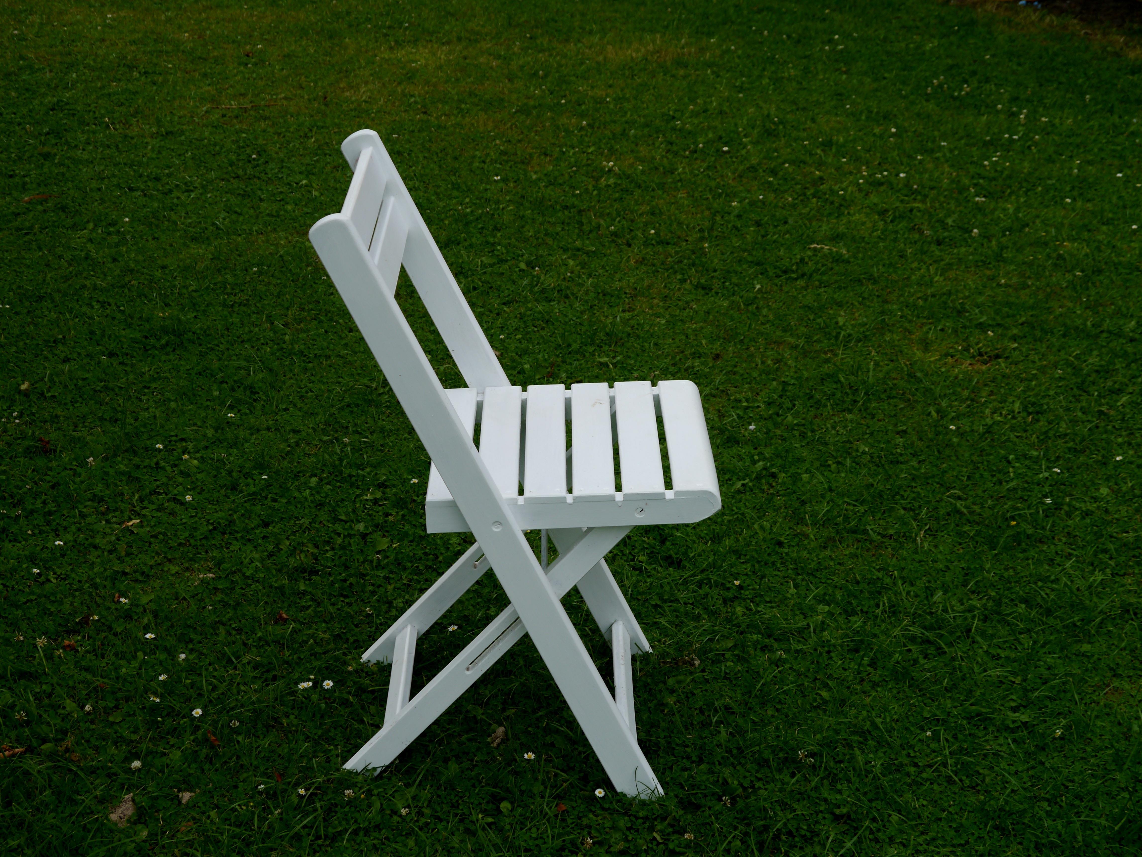 Grass Wood White Lawn Chair Number Green Furniture Garden Golf Club Shape  Flooring Garden Chair