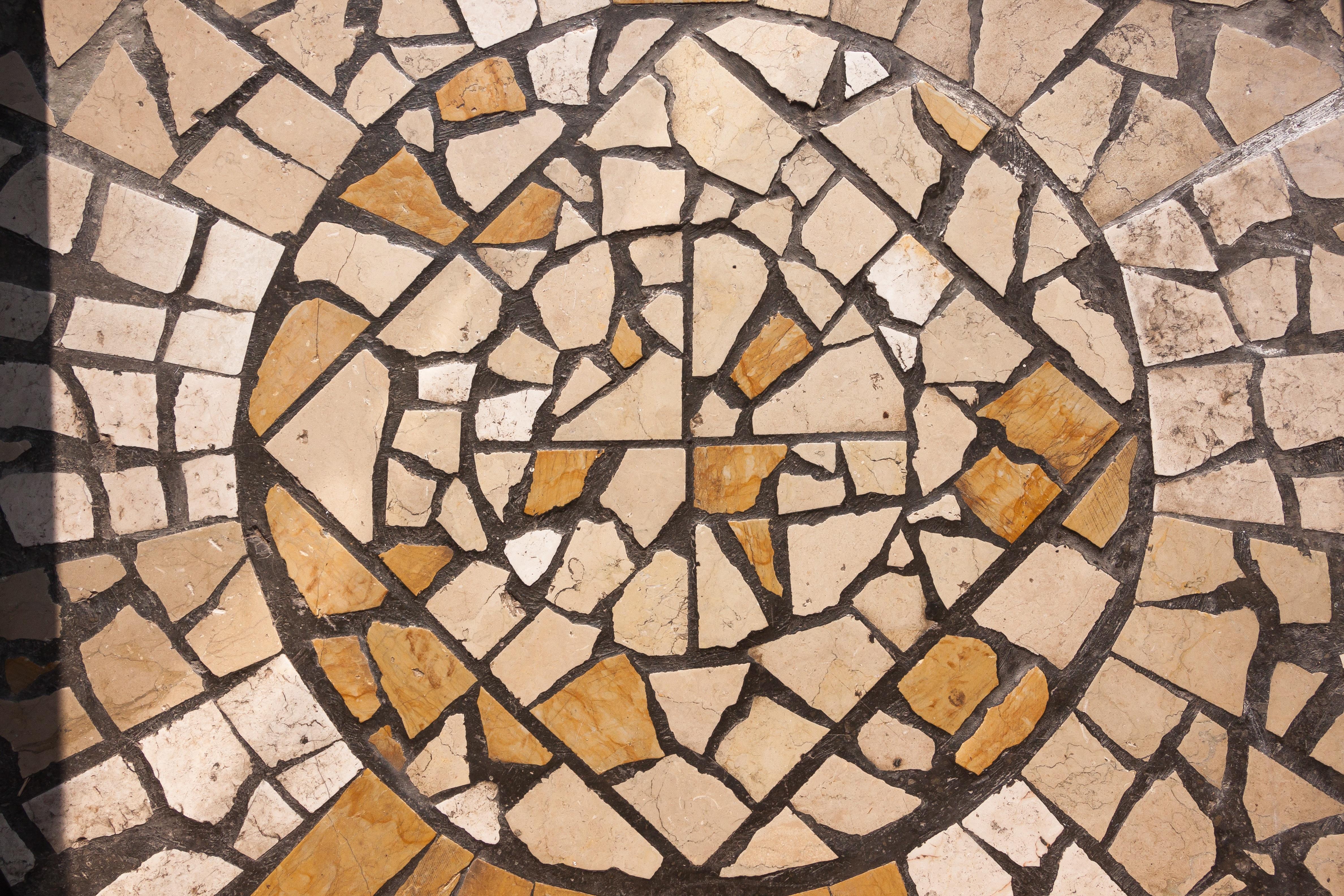 Mosaic Stone Flooring Alyssamyers
