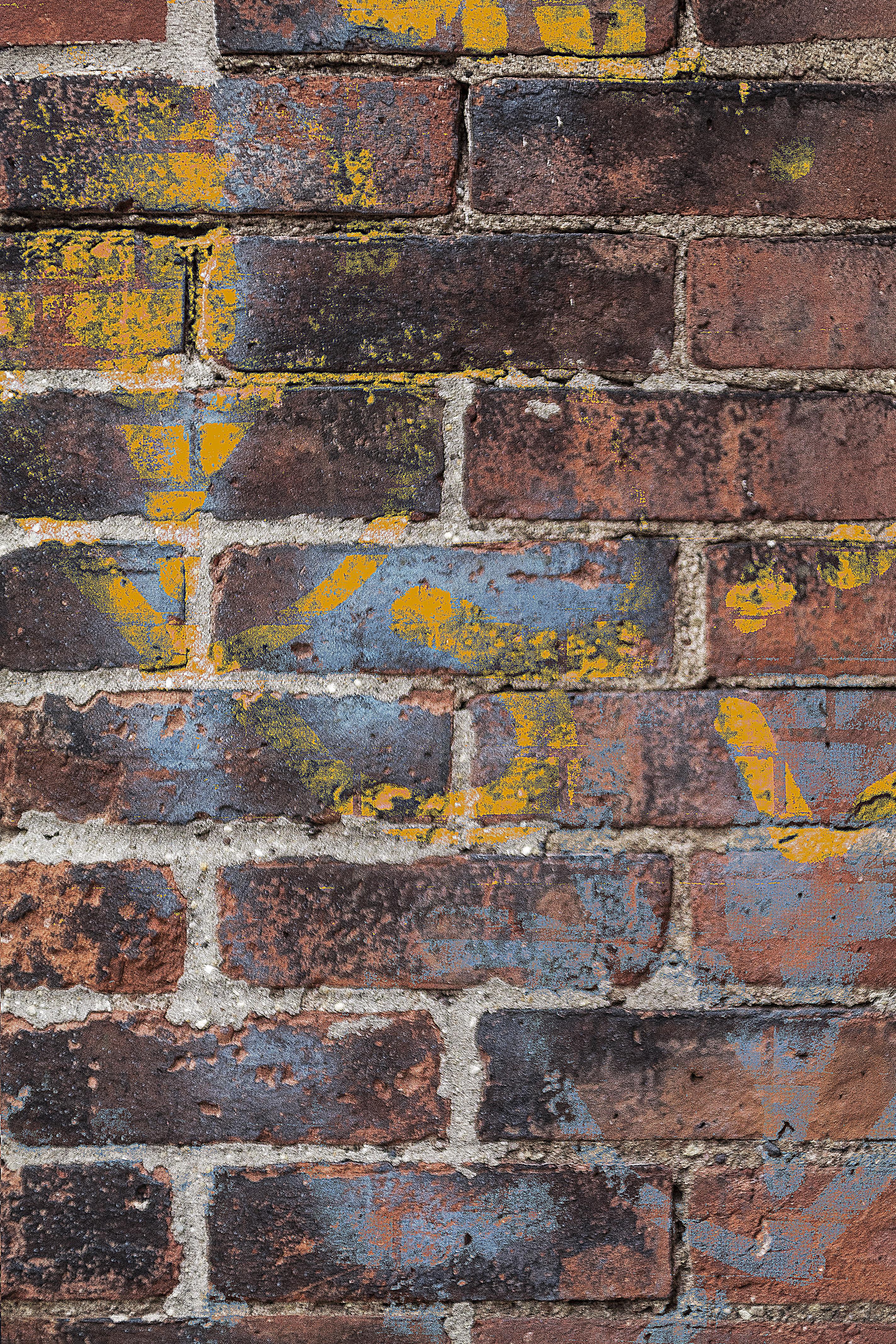 Graffiti hintergrund mauer