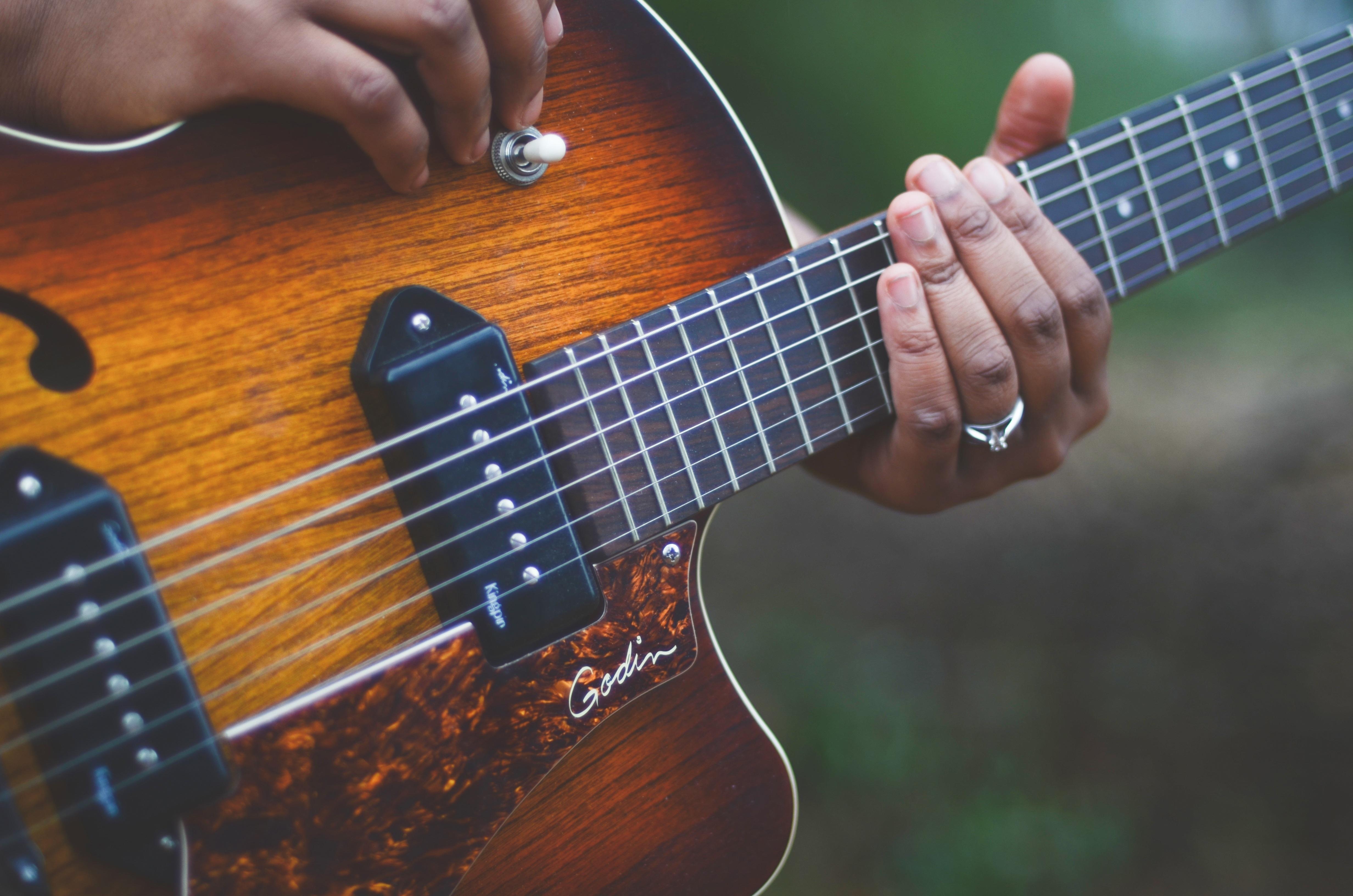 guitare électrique les paul