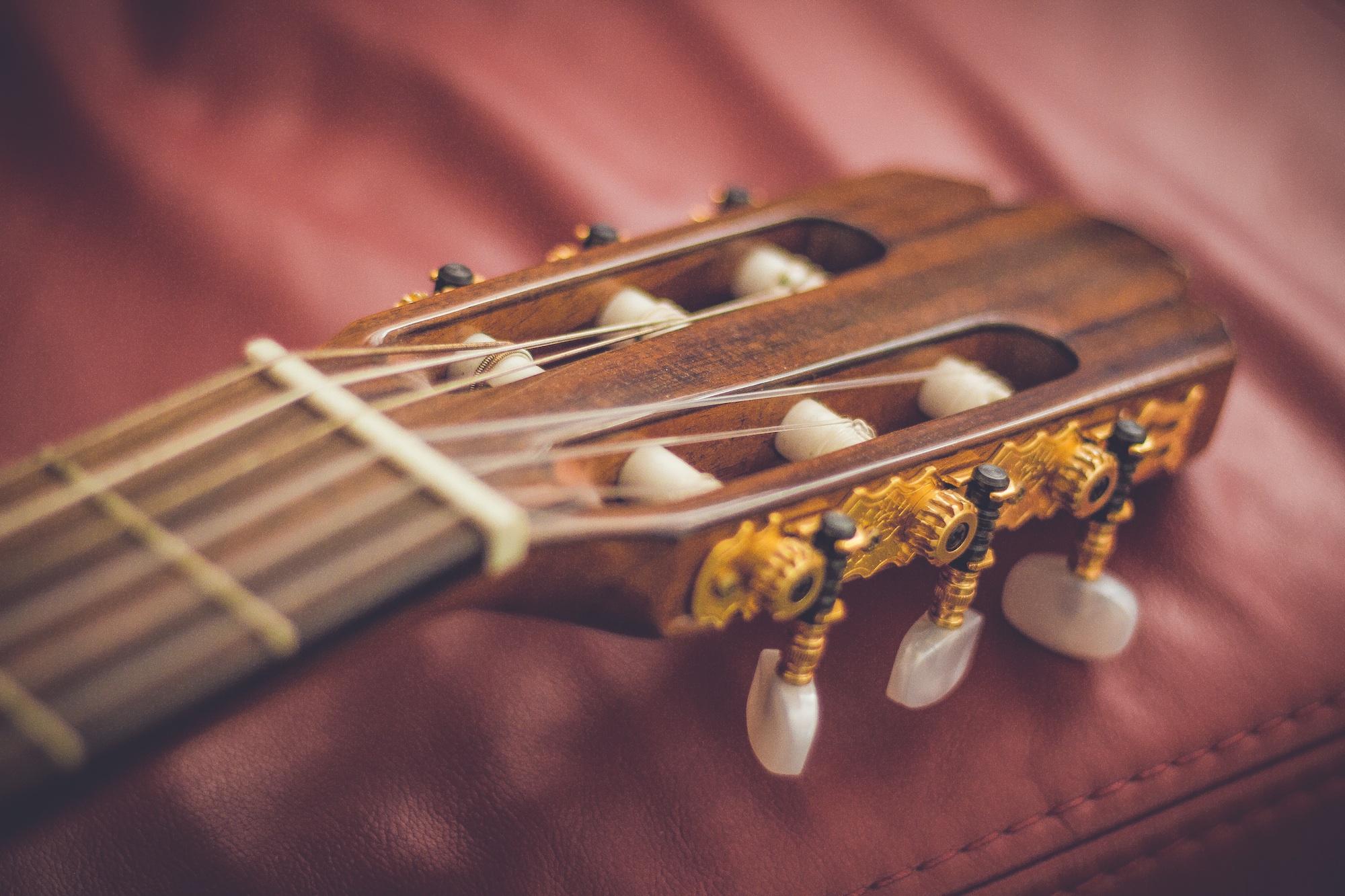 Guitar Acoustic Instrument Musical Close Up Violin Fret Tuning Ukulele Bass Macro Photography