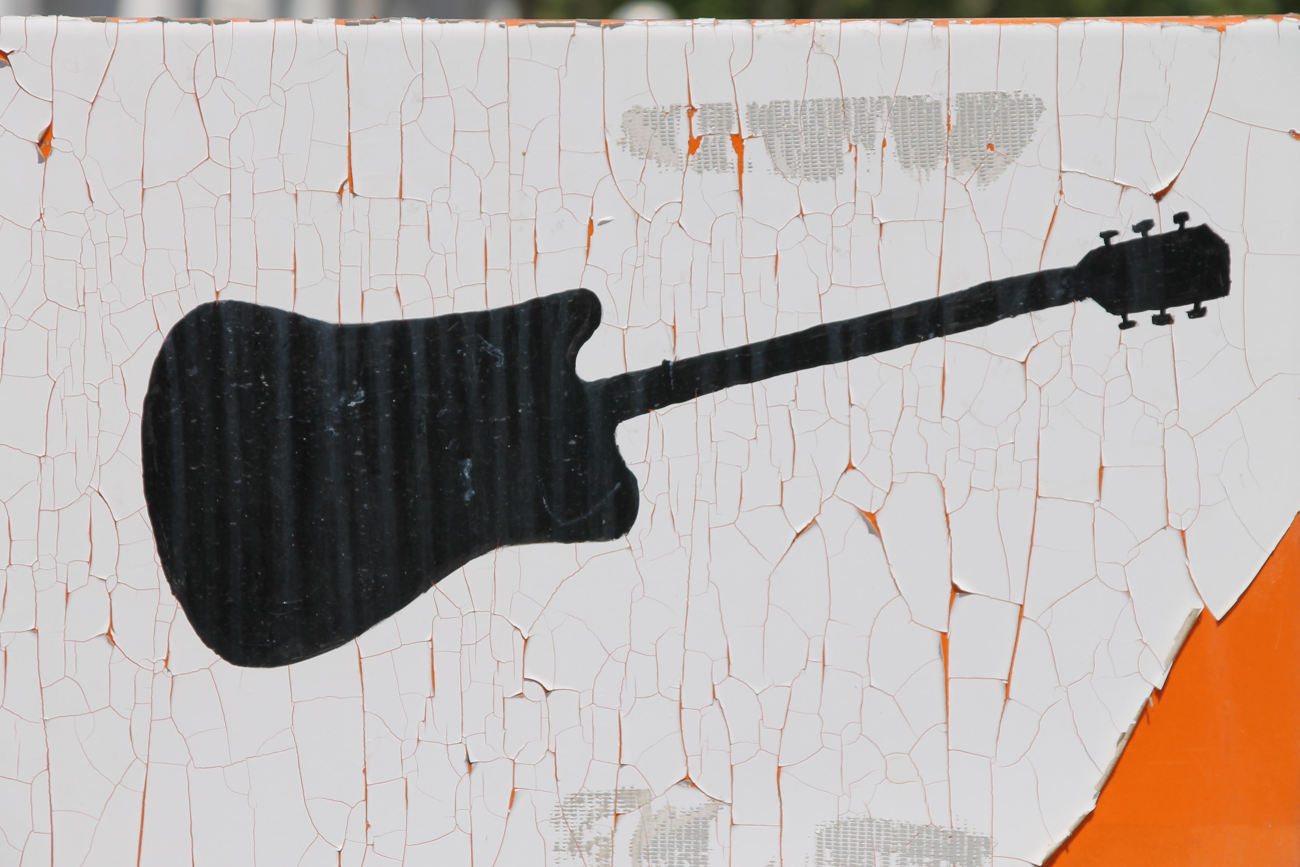 Gambar Gitar Dinding Seni Ilustrasi 4272x2848 1405744