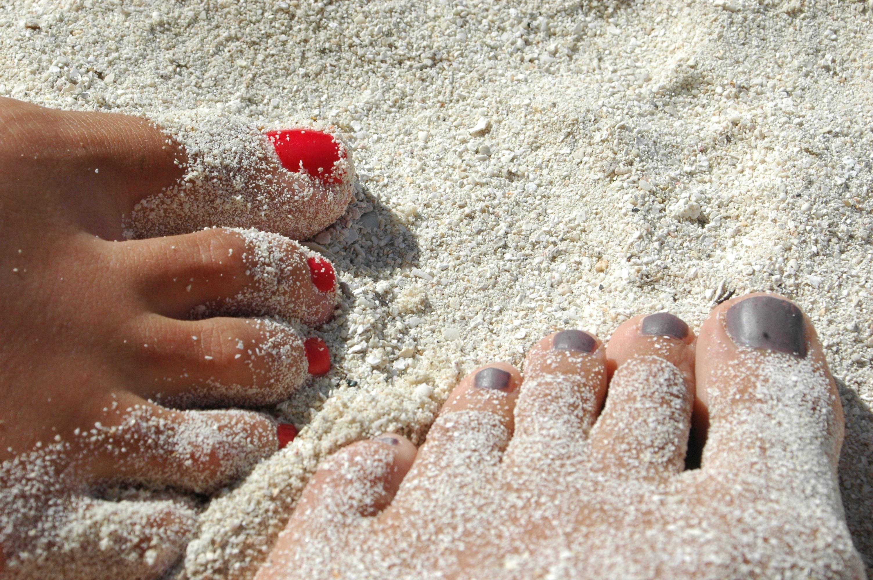 Free Images : hand, beach, feet, leg, finger, holiday, soil, human ...