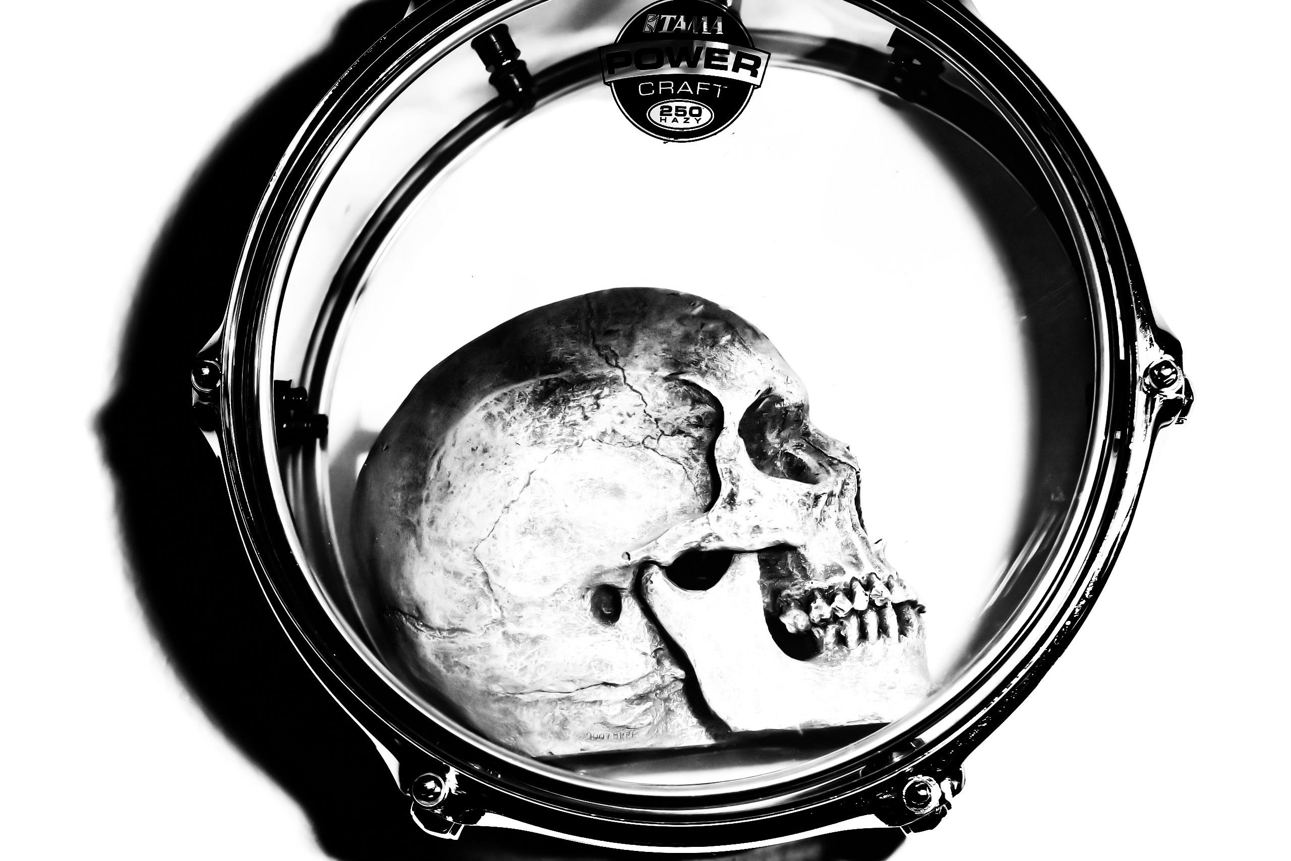 Kostenlose foto : Hand, Schwarz und weiß, klar, Ohr, Trommel ...