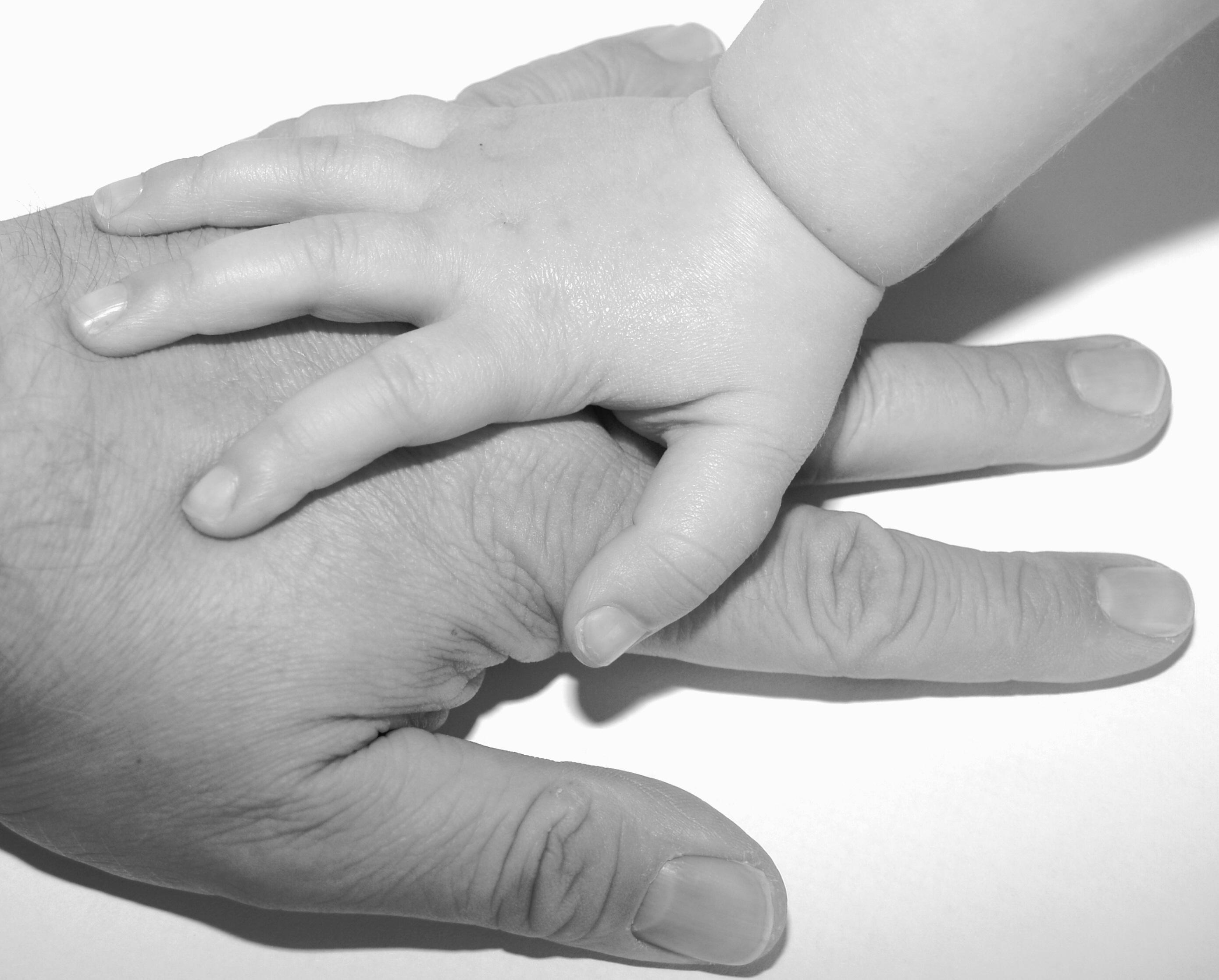 Assez Images Gratuites : noir et blanc, fille, gant, enfant, mignonne  PG46