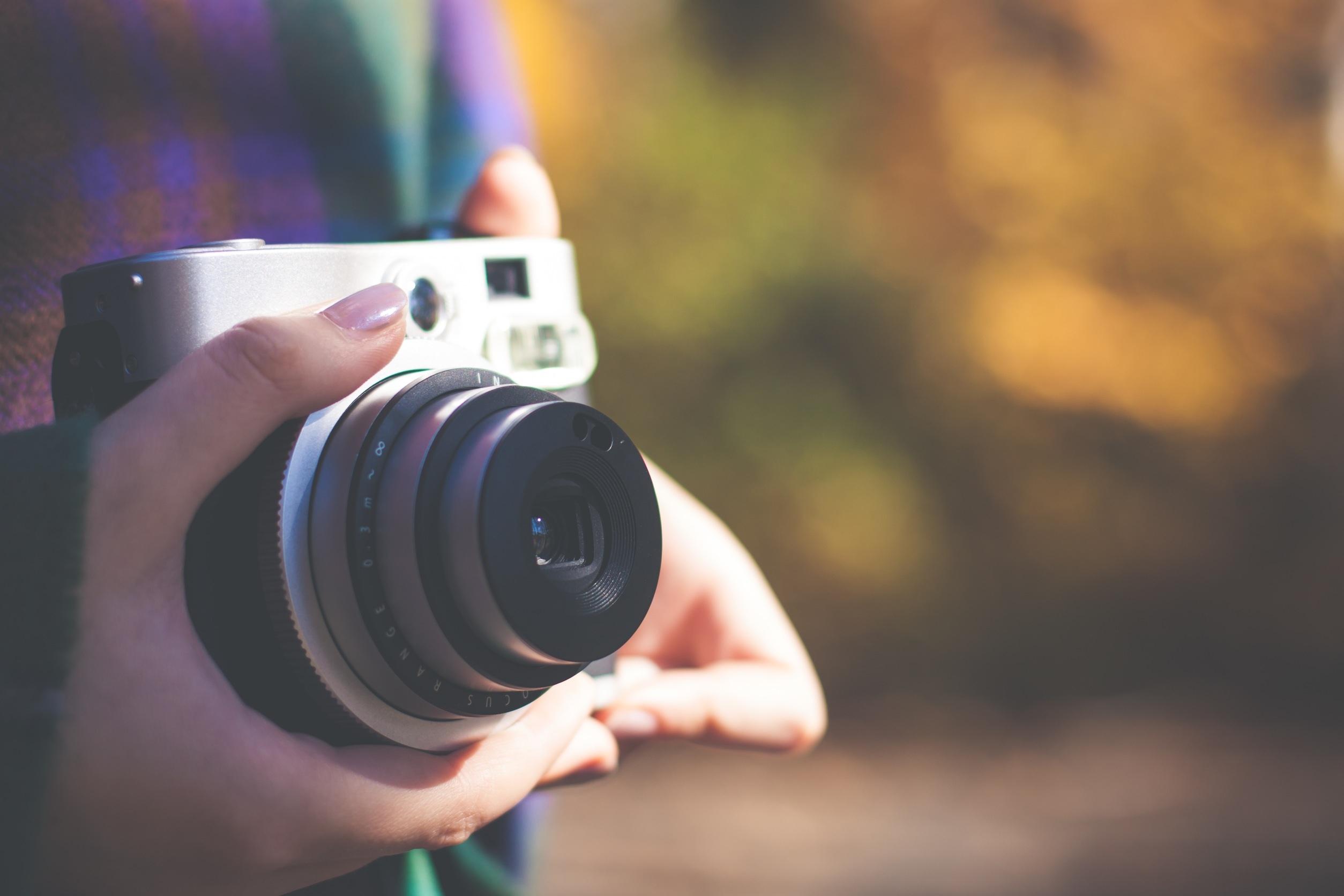 Как самому себя сфотографировать на зеркалку