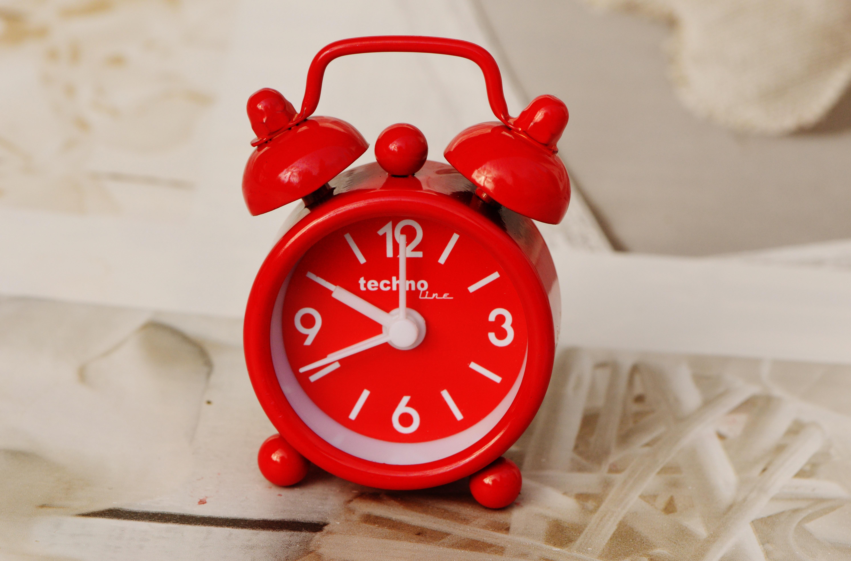 무료 이미지 : 손, 시각, 알람 시계, 벨, 빨간, 기억, 담홍색, 장식 ...