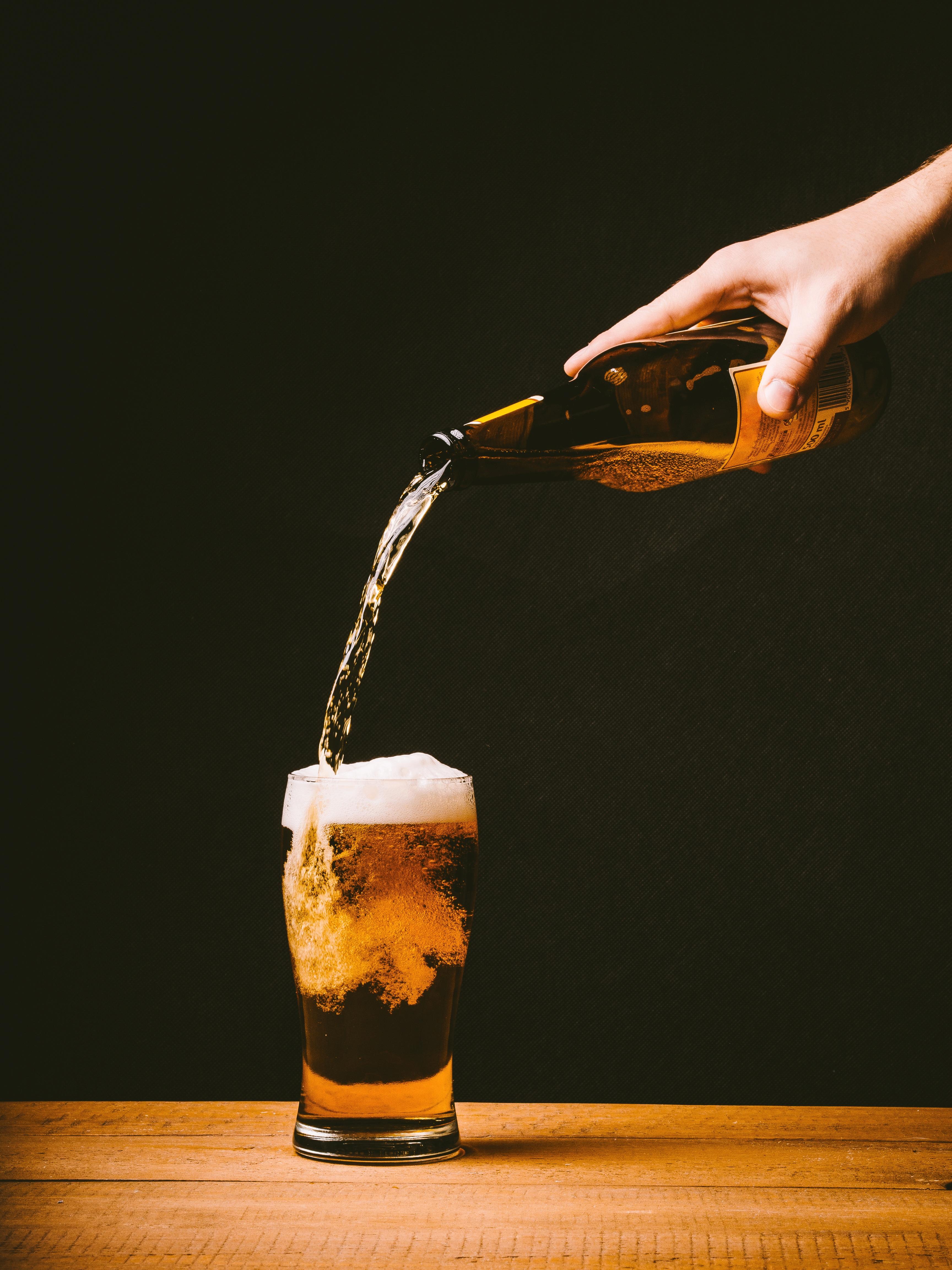 Craft Beer Pitcher