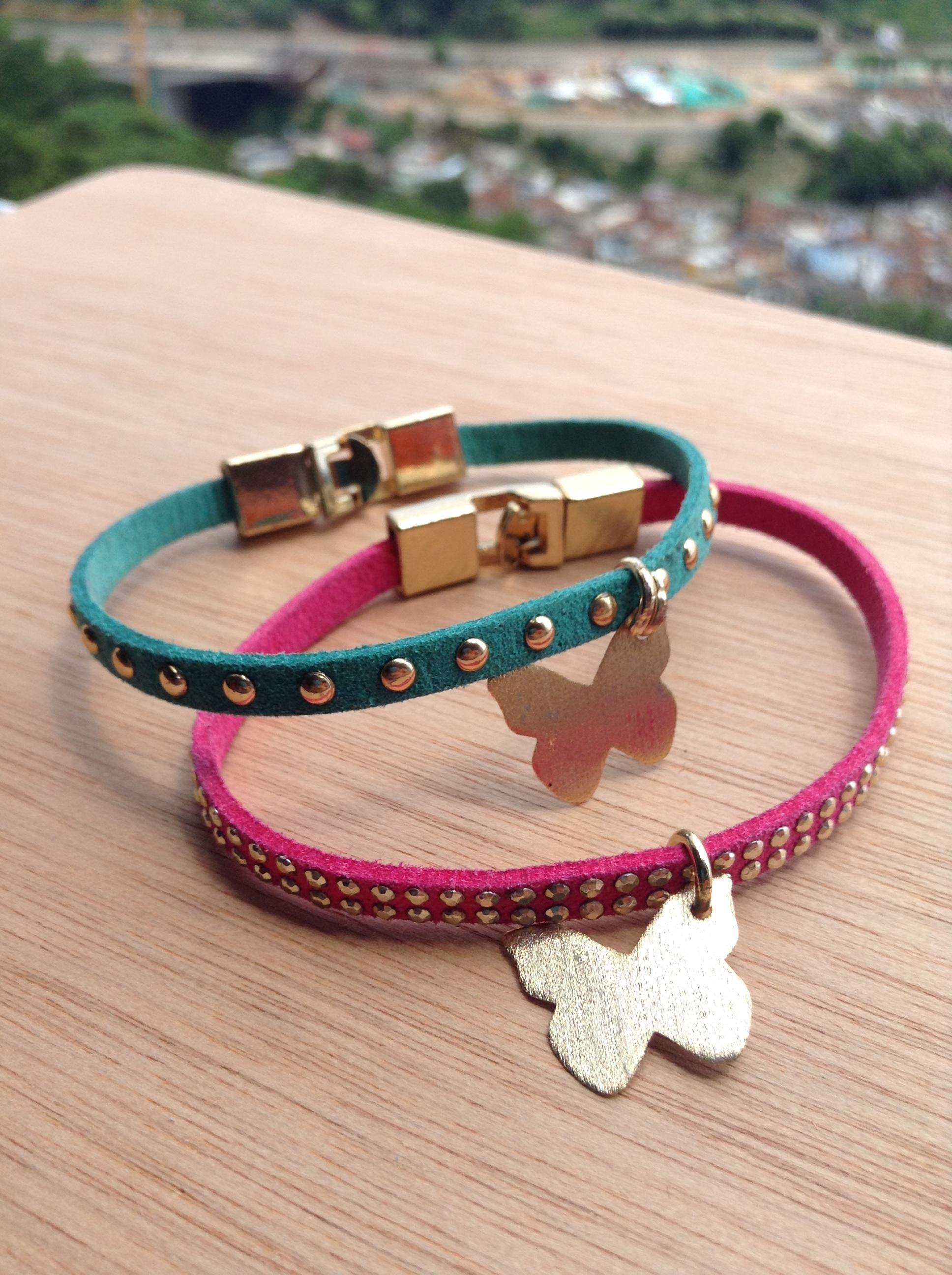 2c24dcb1e1f7 mano arte rosado joyería pulsera joyería accesorios joyería de imitación  Brasil Accesorio de moda