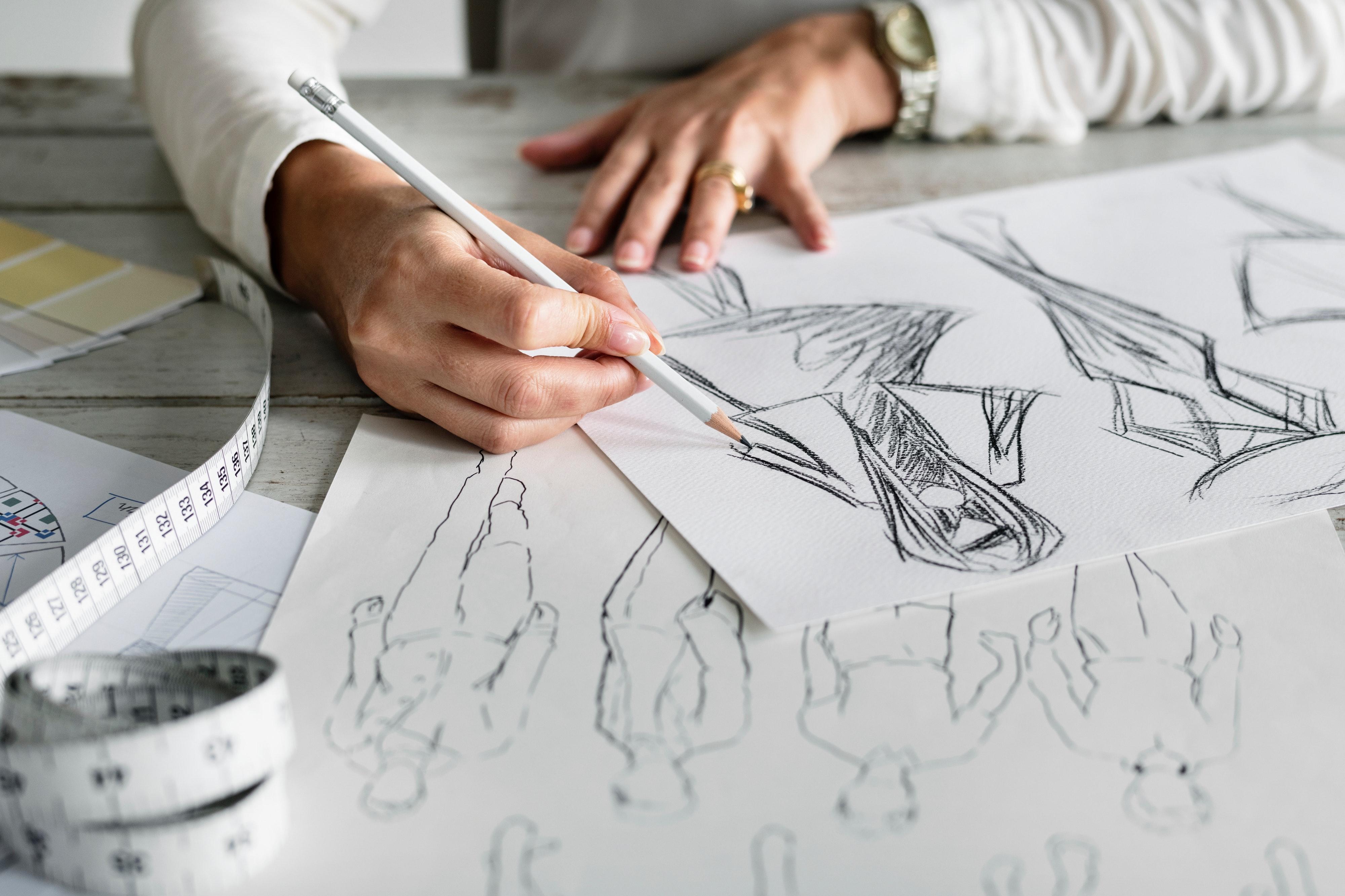 Что делают дизайнеры картинки