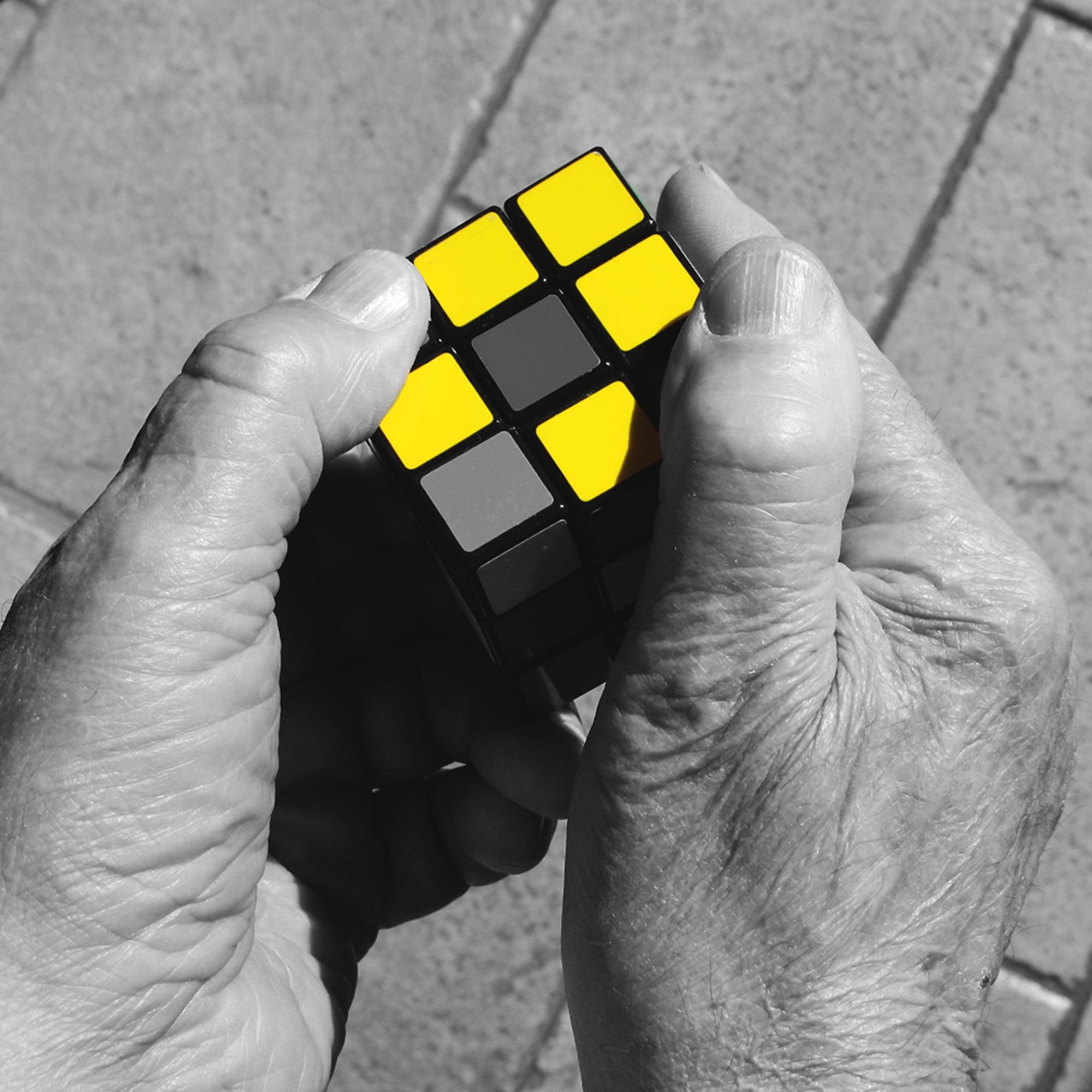 Игрушка рубика своими руками