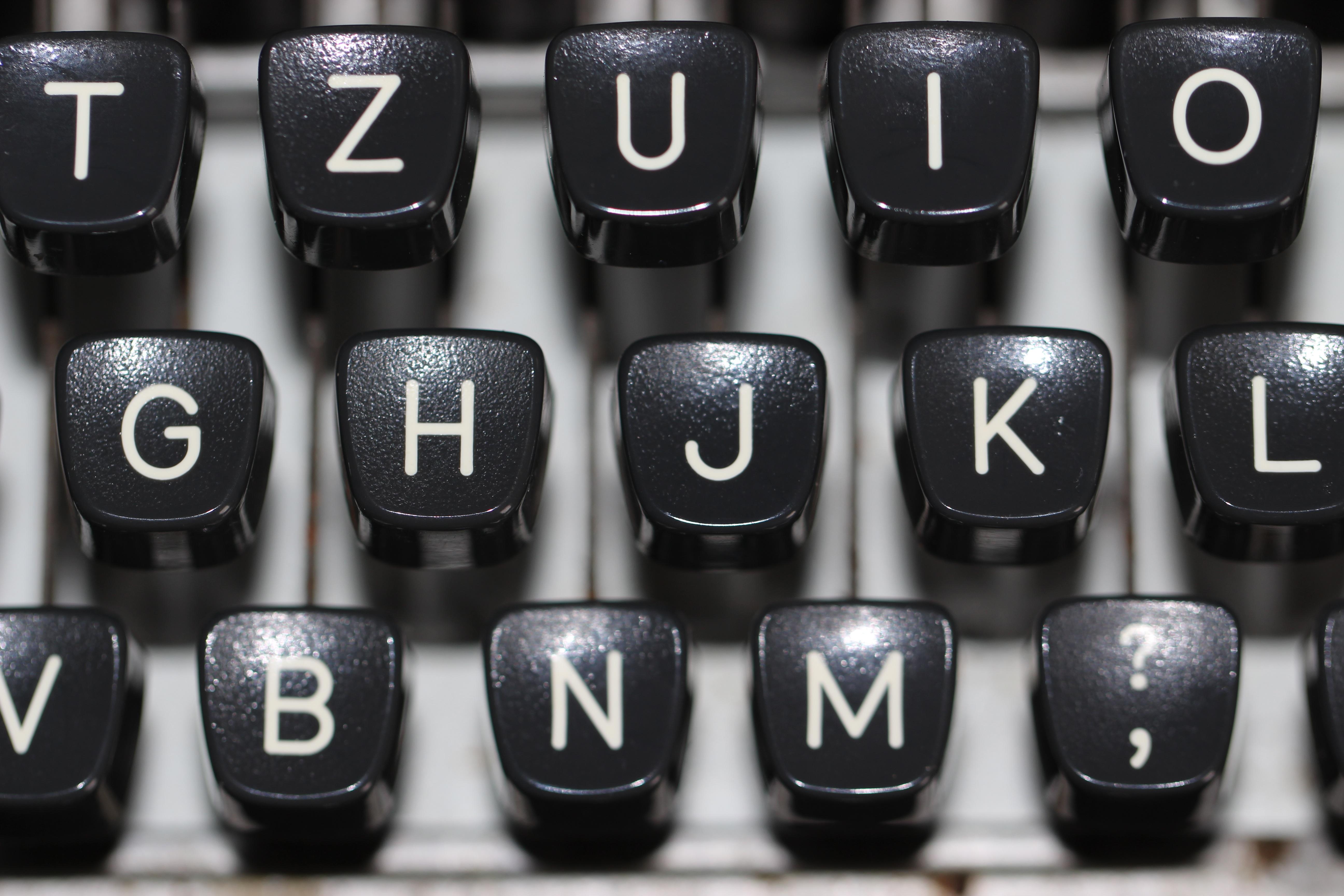 free images hand keyboard vintage wheel retro old typewriter