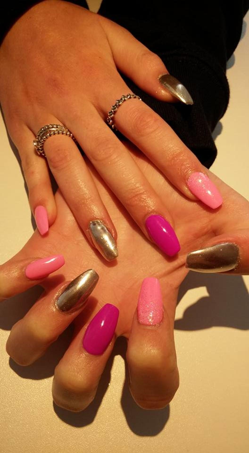 Kostenlose foto : Hand, Bein, Finger, Rosa, bilden, Maniküre ...