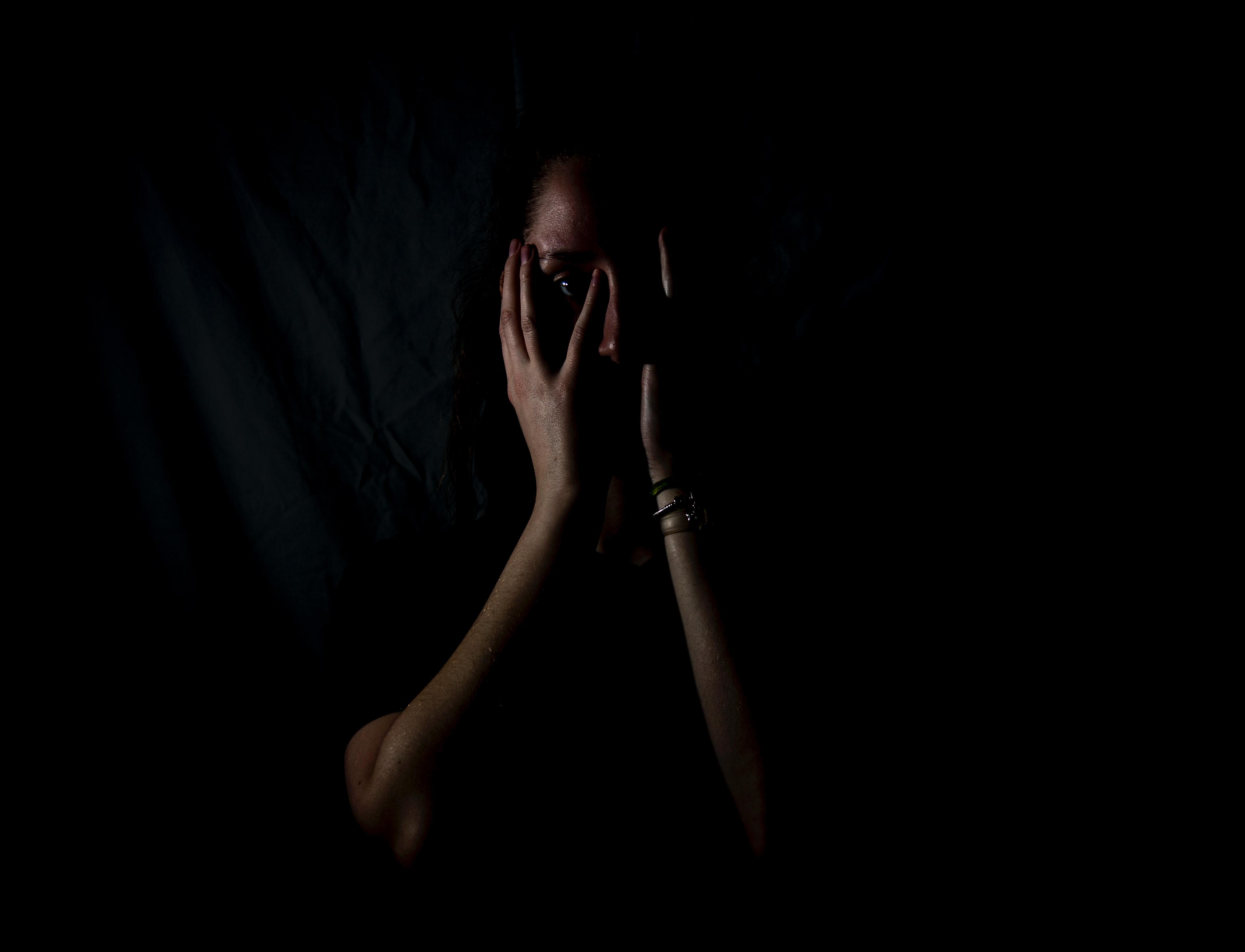 Картинка темнота страшная