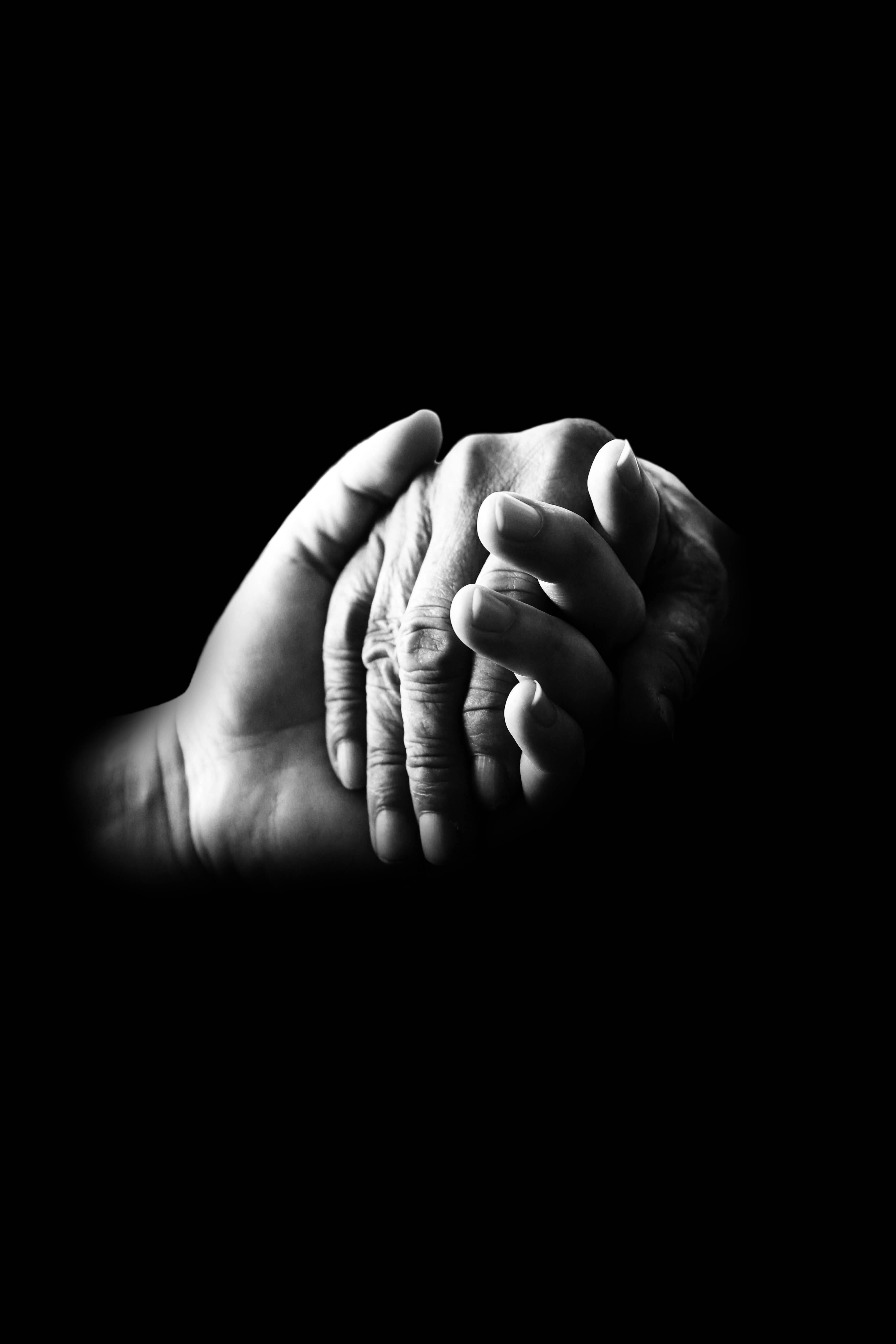 Pace Bianco E Nero immagini belle : mano, uomo, bianco e nero, persone, donna