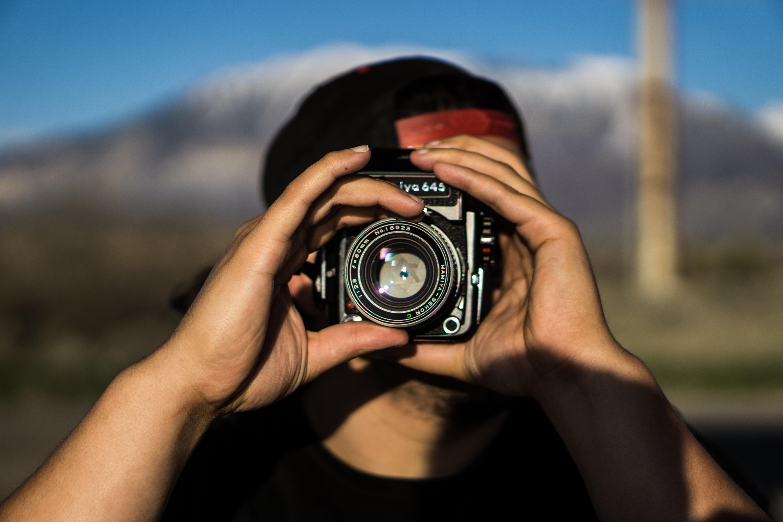 Фотоаппарат фотографирует не видно изображения