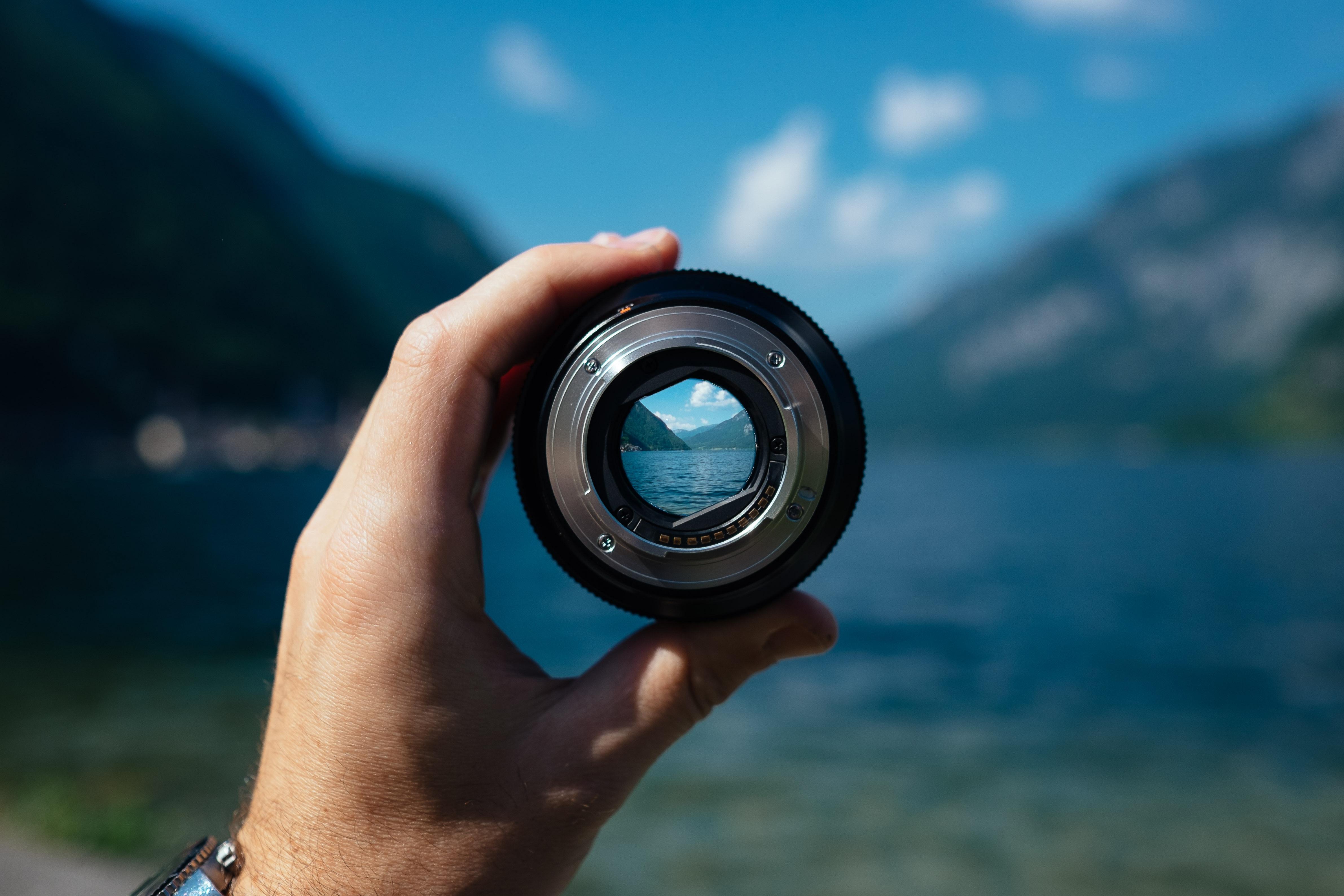 фото человеческого глаза на фотоаппарате фото сессии посадил