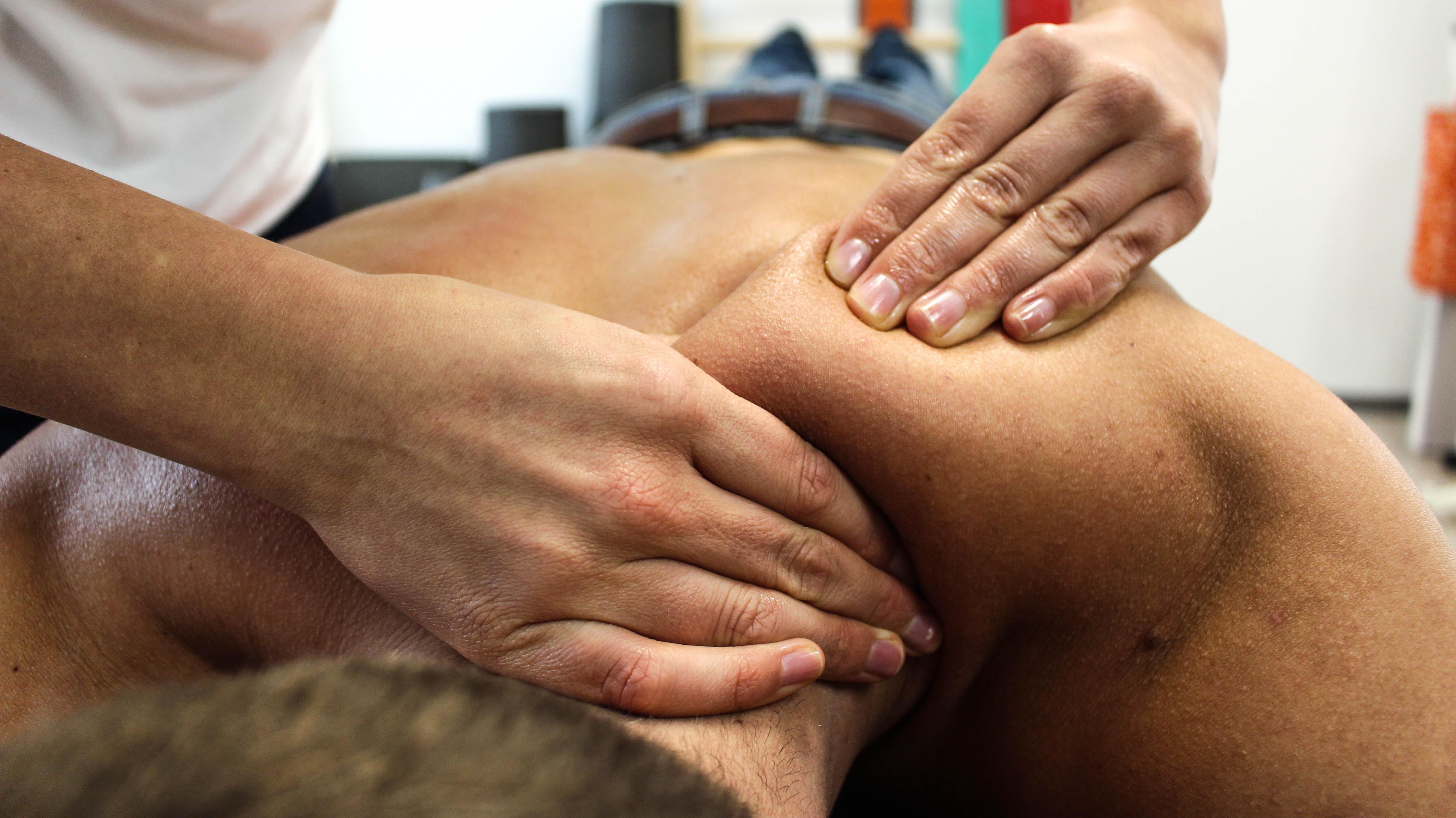 gratis massage borst