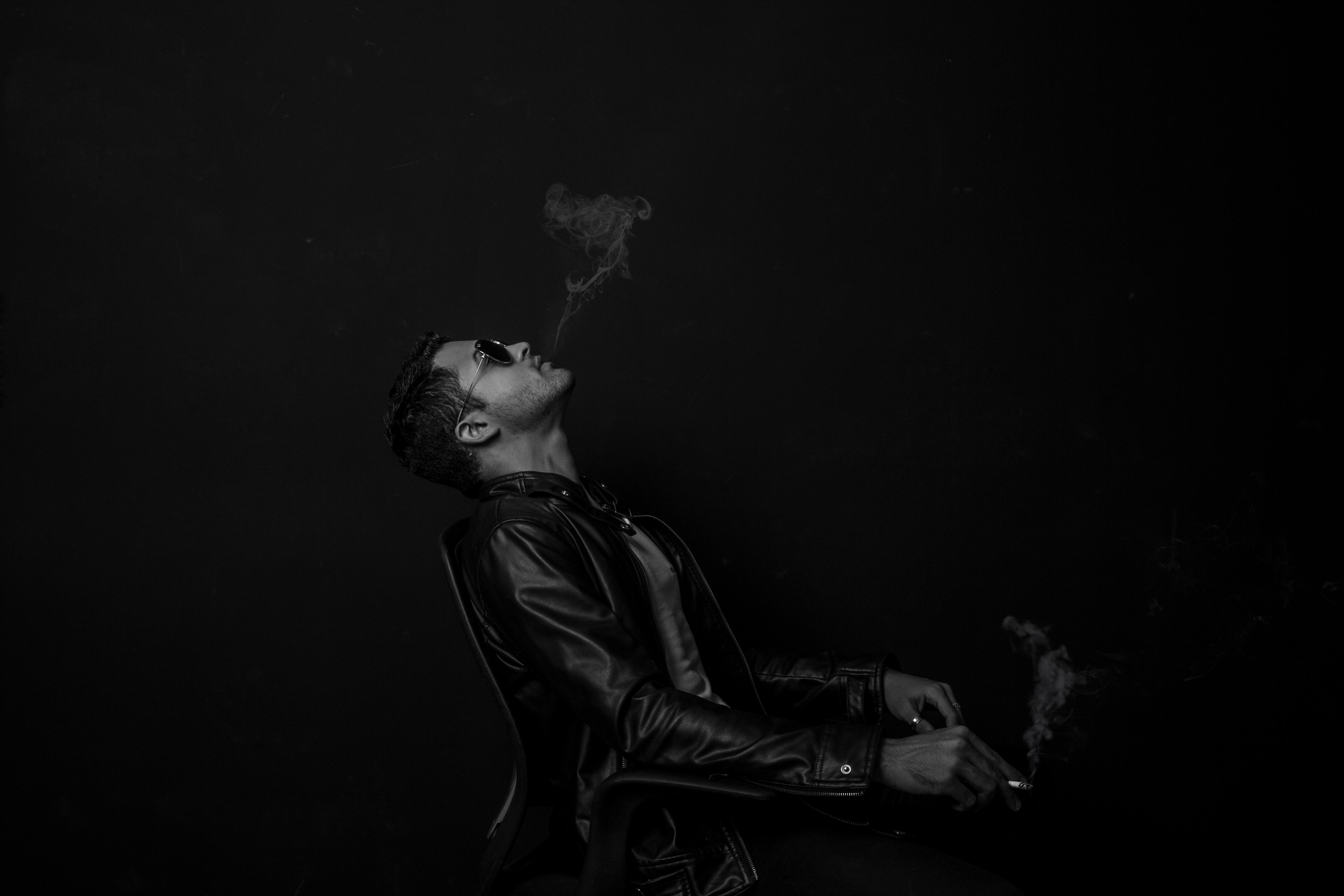 Silueta kouření