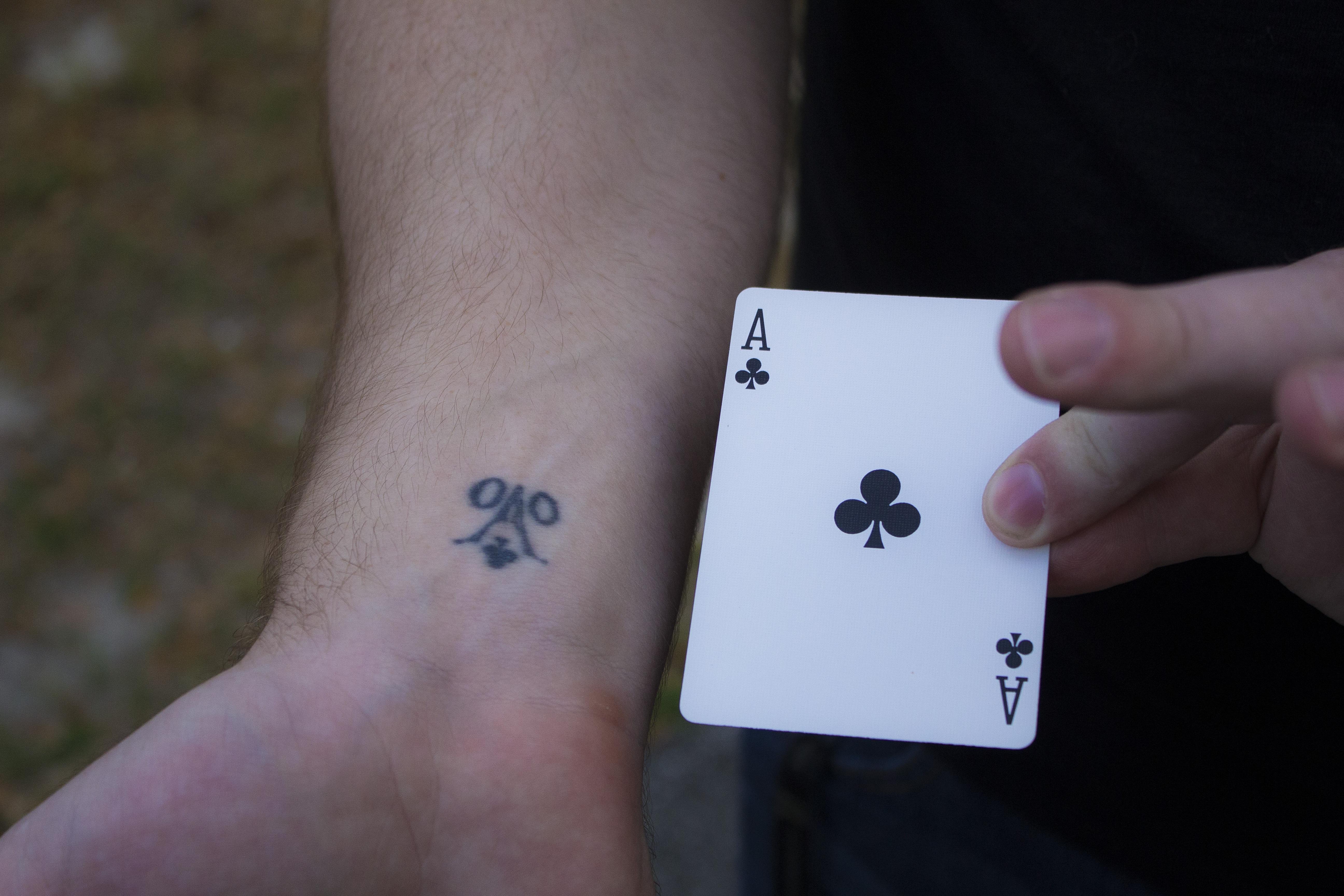 Fotos Gratis Mano Número Dedo Tatuaje Club Negro Brazo As