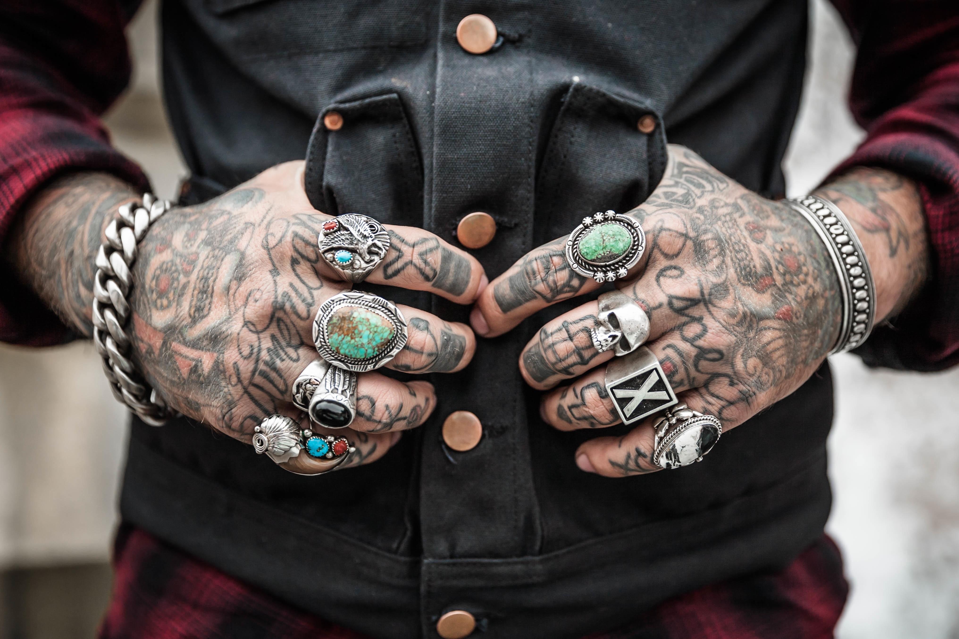 Darmowe Zdjęcia Dłoń Wzór Tatuaż Moda Odzież Styl