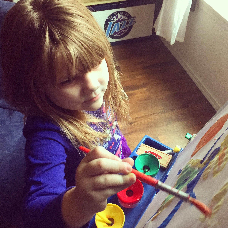 Fotoğraf El Kişi Kız Oyun Kadın Genç Renk Sanatçı Boya