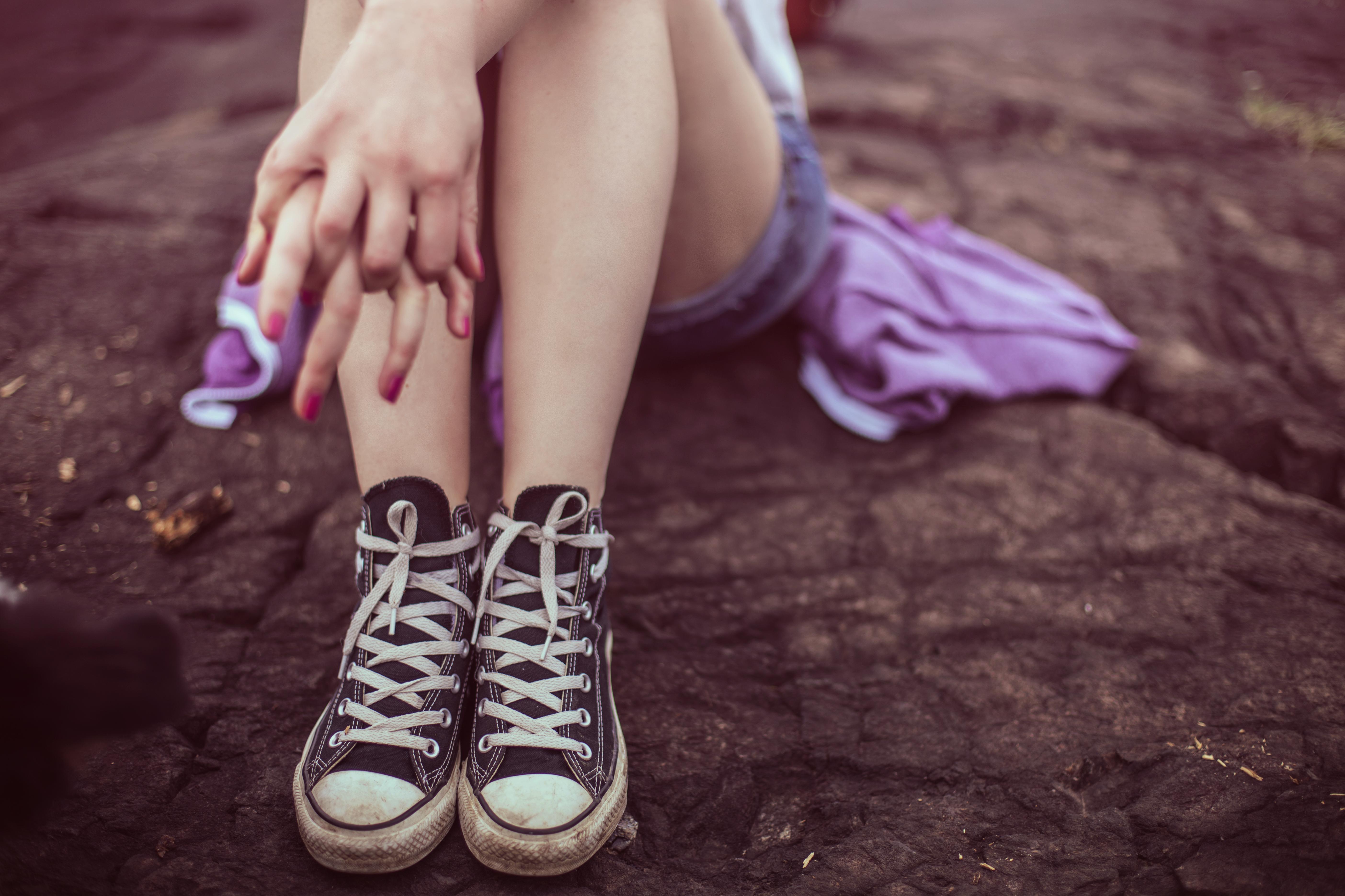 converse girls all star