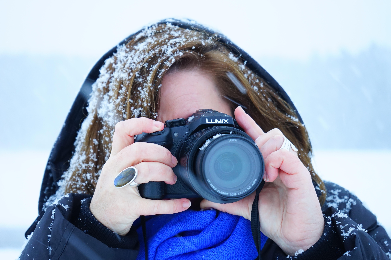 мороз санях как настроить фотоаппарат для зимней фотосессии для