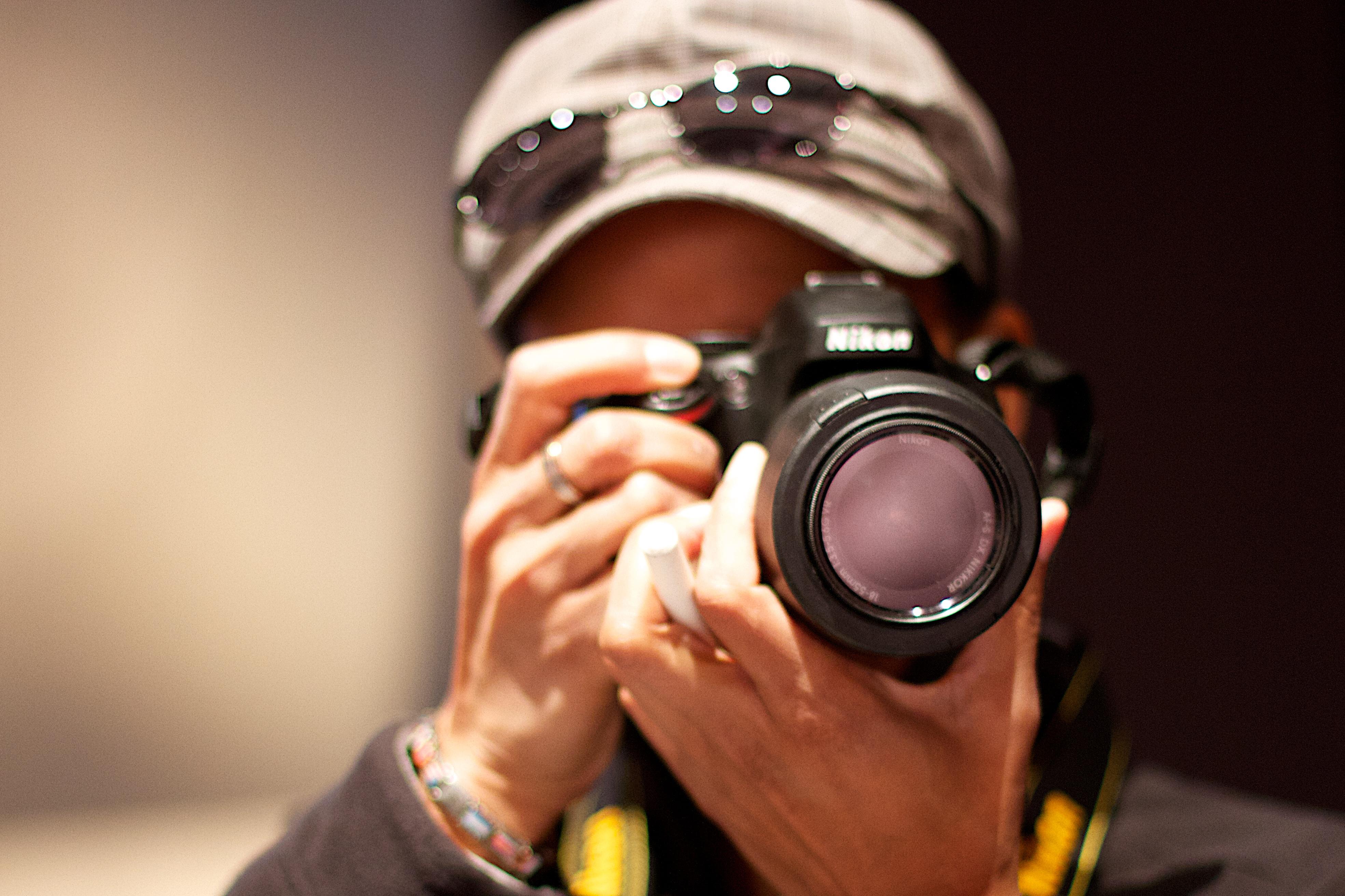 как фотографировать на зеркалку вручную цапник