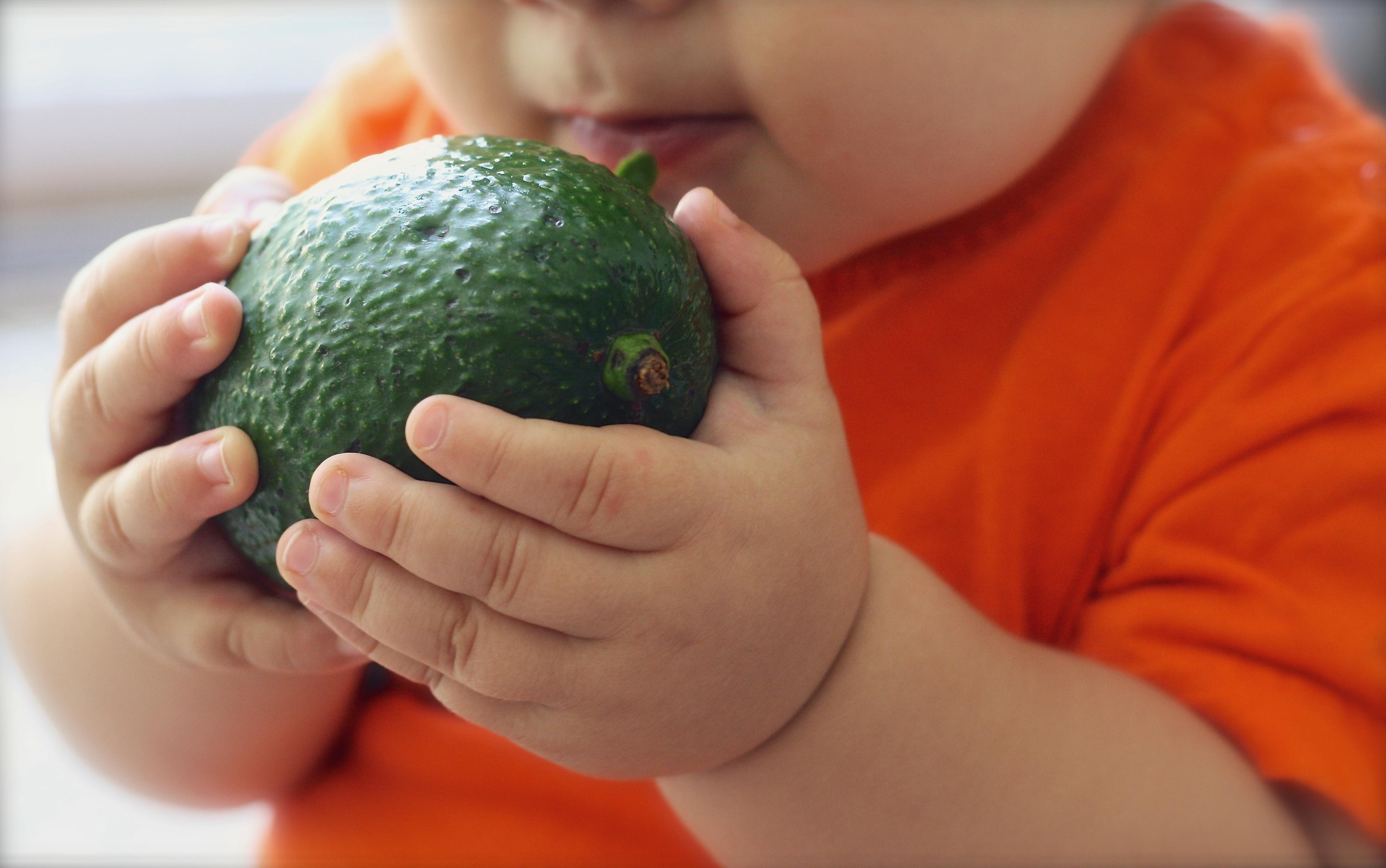 Come frutas y verduras - 3 5