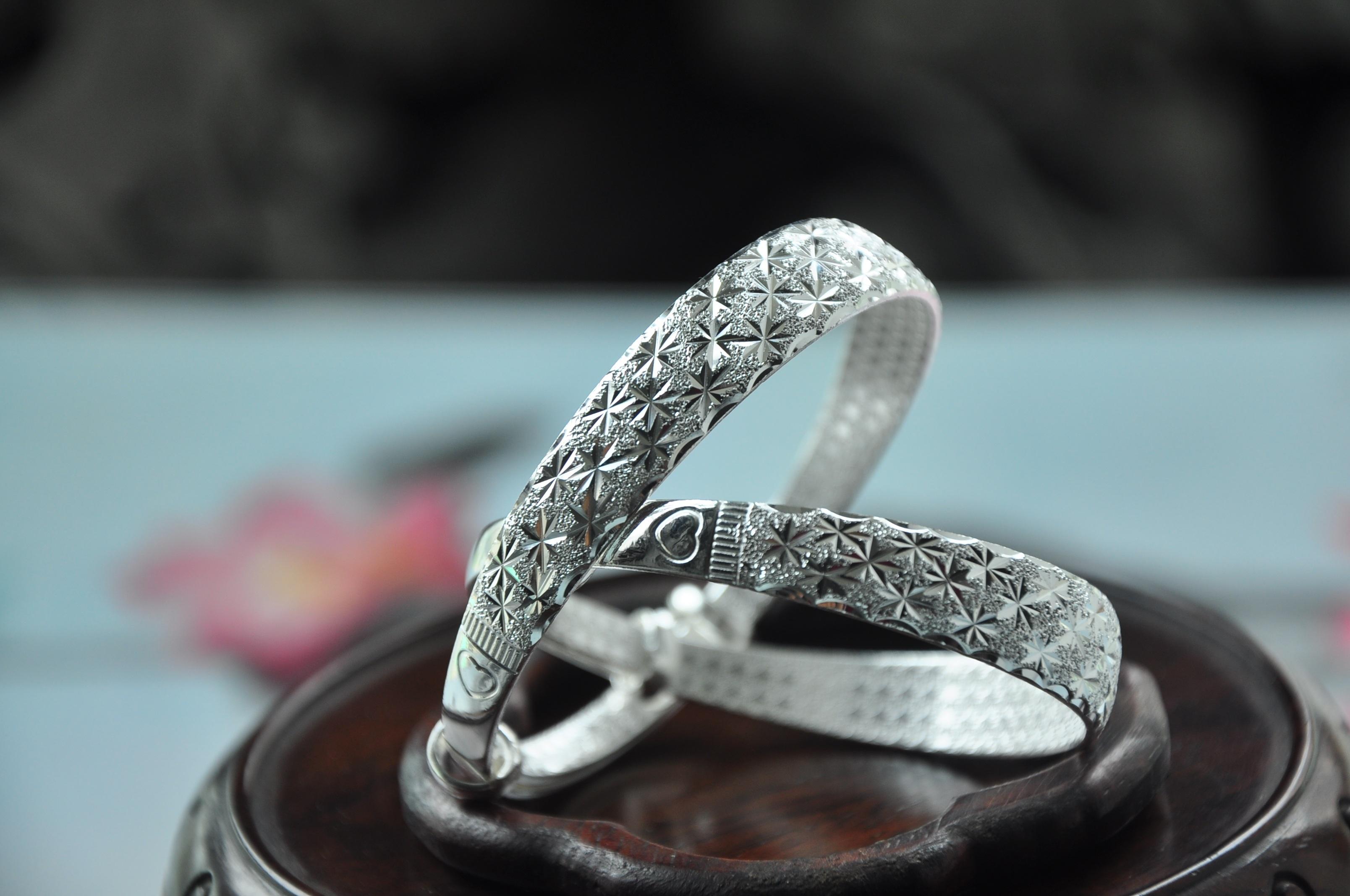 Free Images : hand, metal, baby, bracelet, wedding ring, close up ...