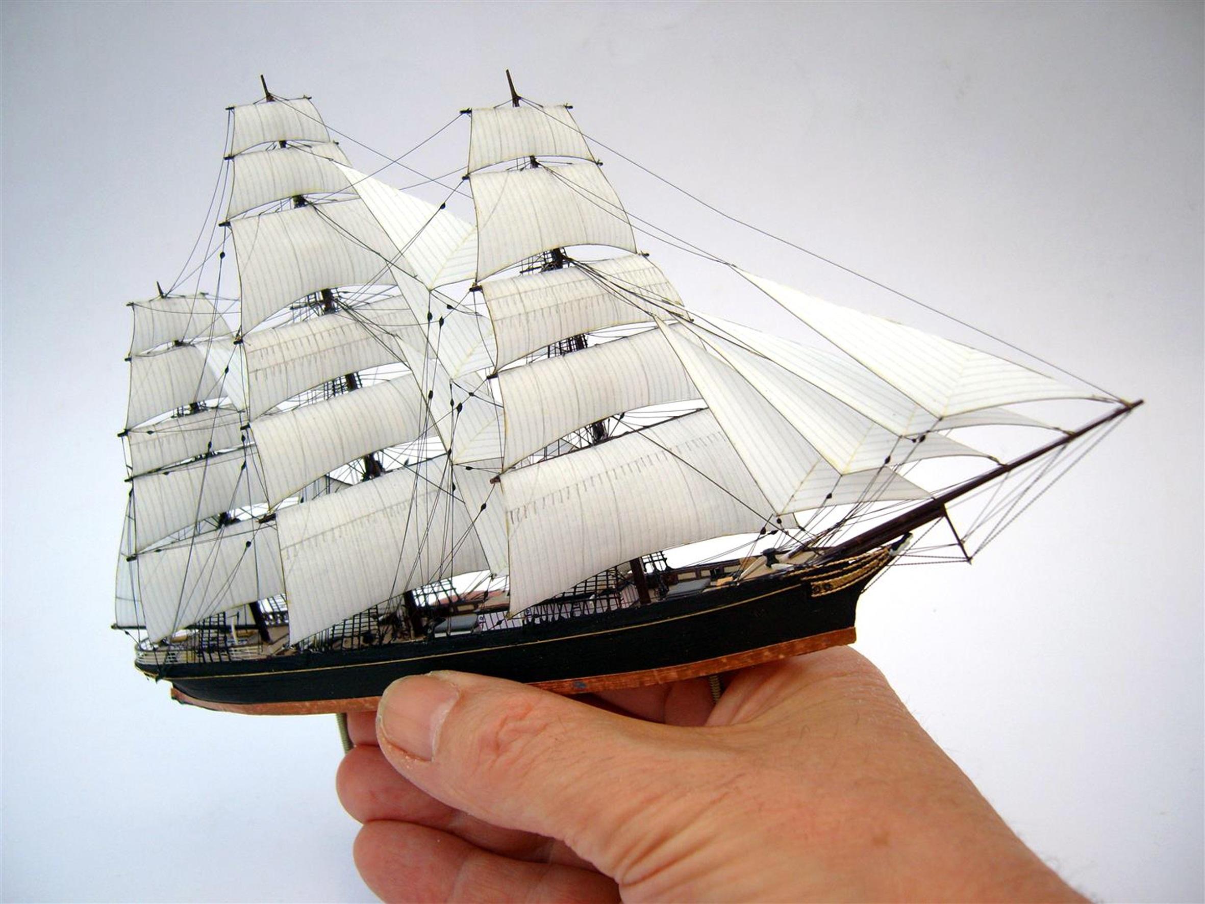 Images gratuites main maquette v hicule m t voilier - Photo de voilier gratuite ...
