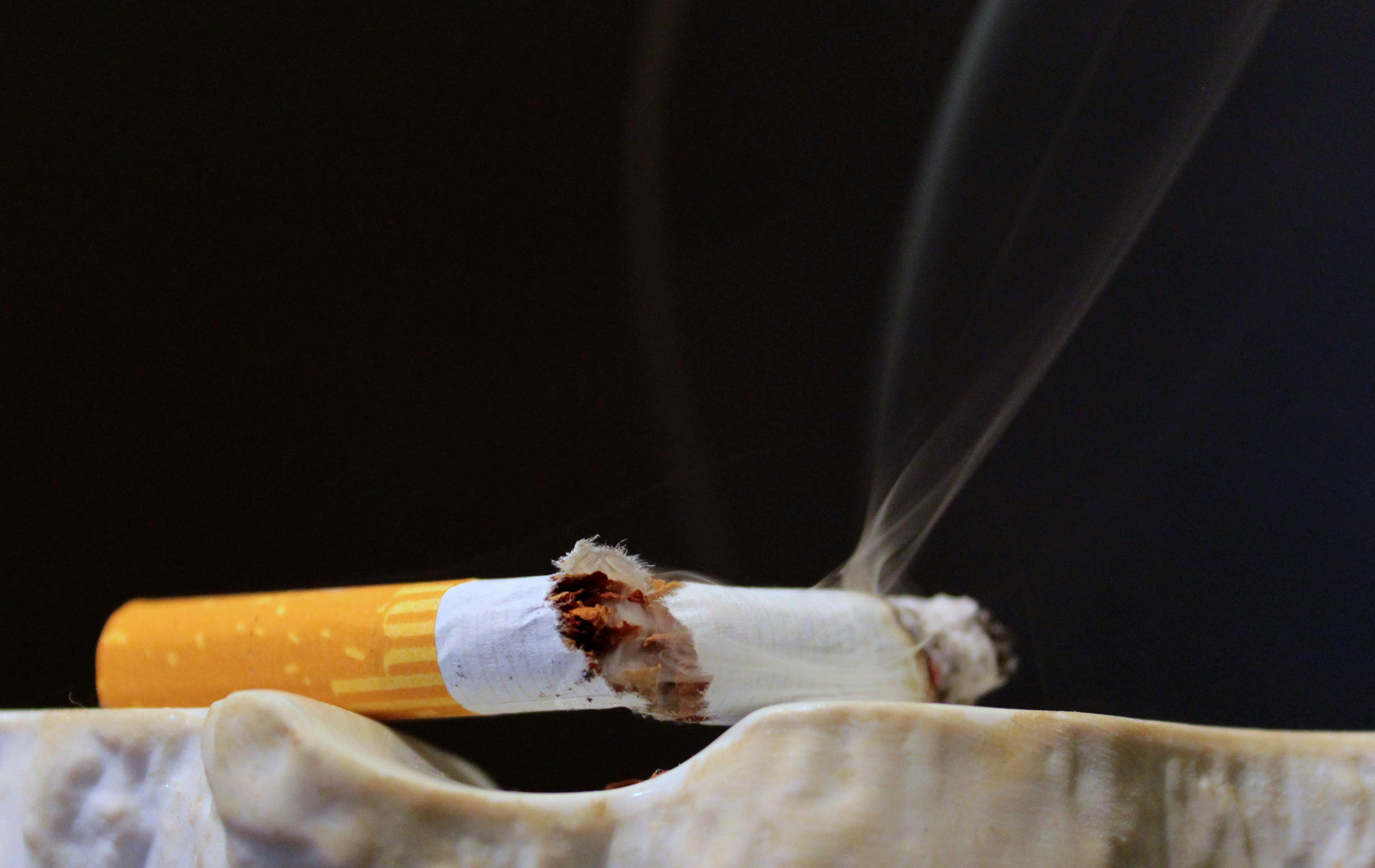 Ručné fajčenie