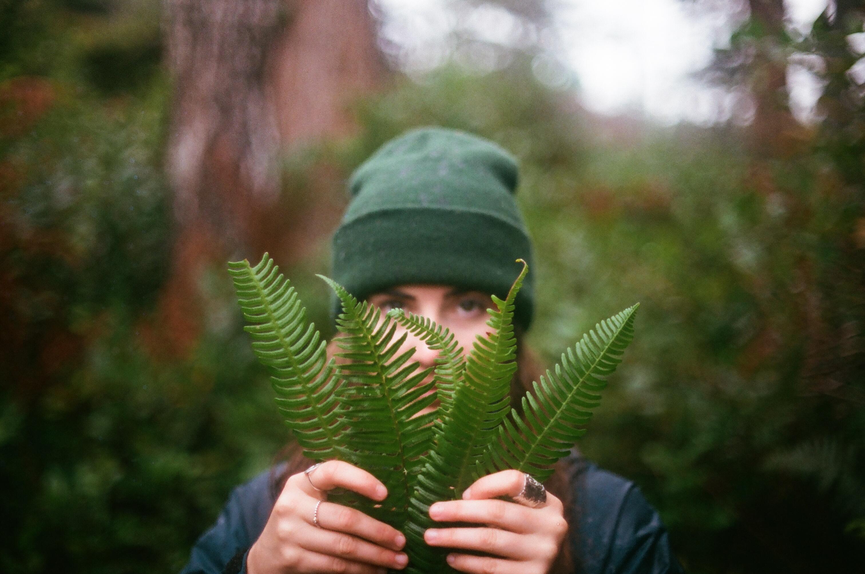 картинки человека с растениями получается фантастическим, потому