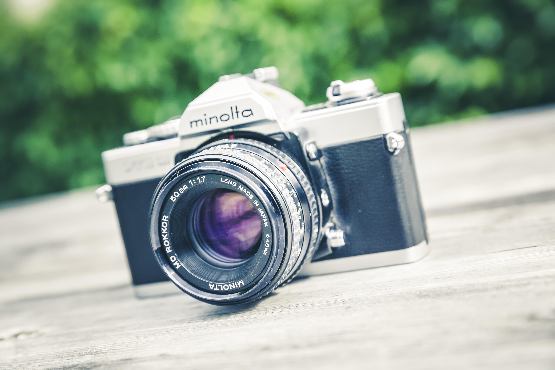 Analoge en digitale fotografie 32
