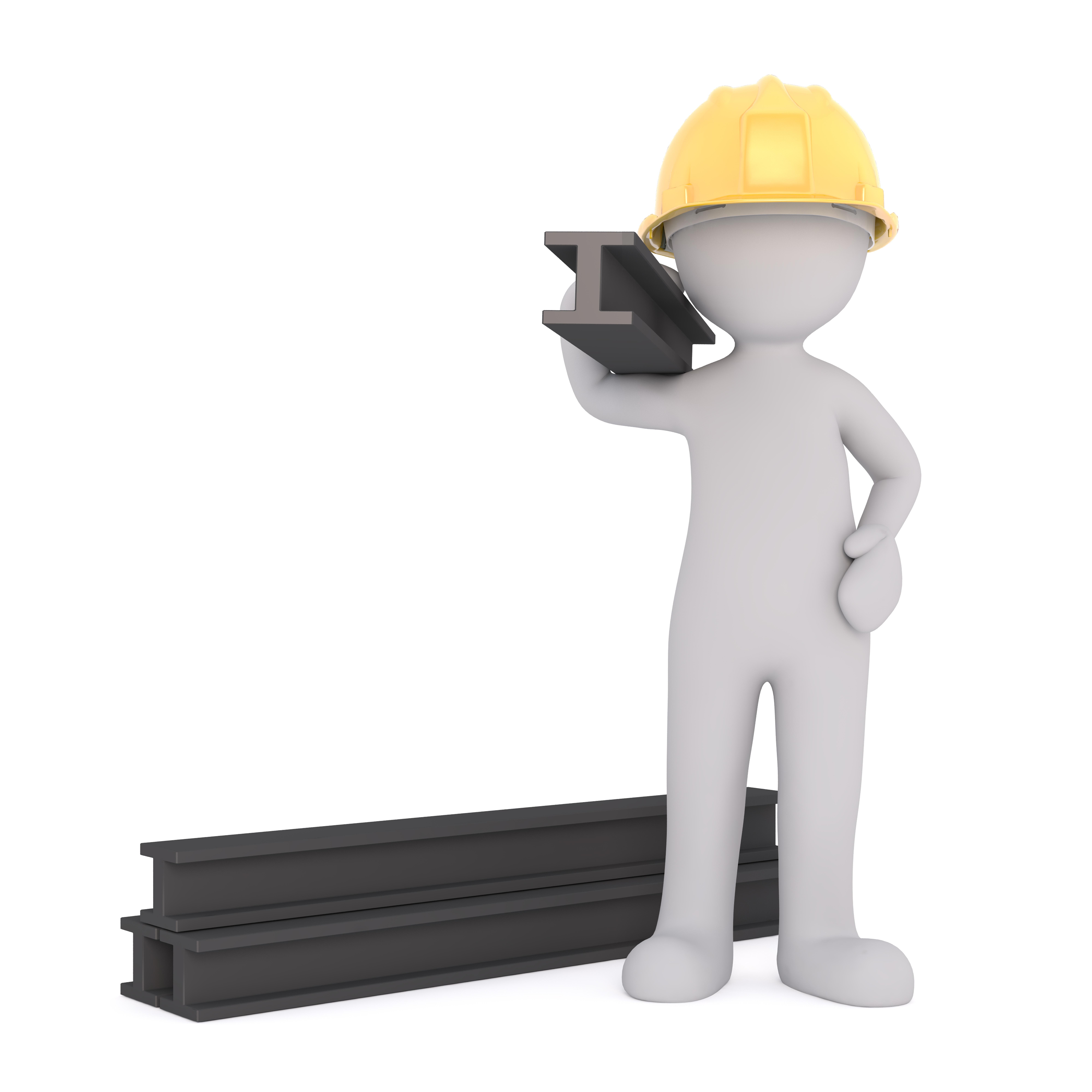 Gambar Tangan Terpencil Model Produk Kemudi Steelworkers