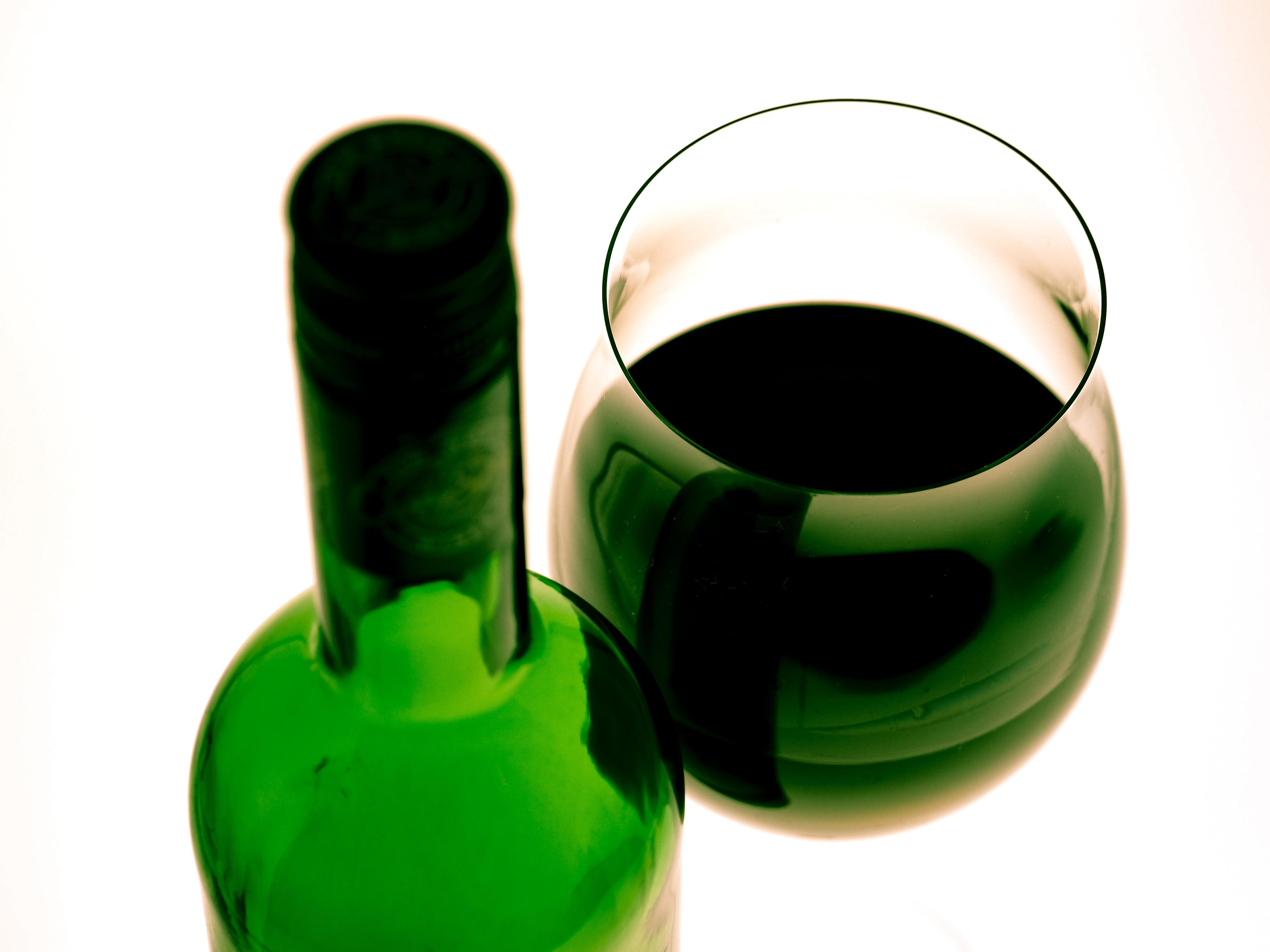 зеленое вино картинки что это