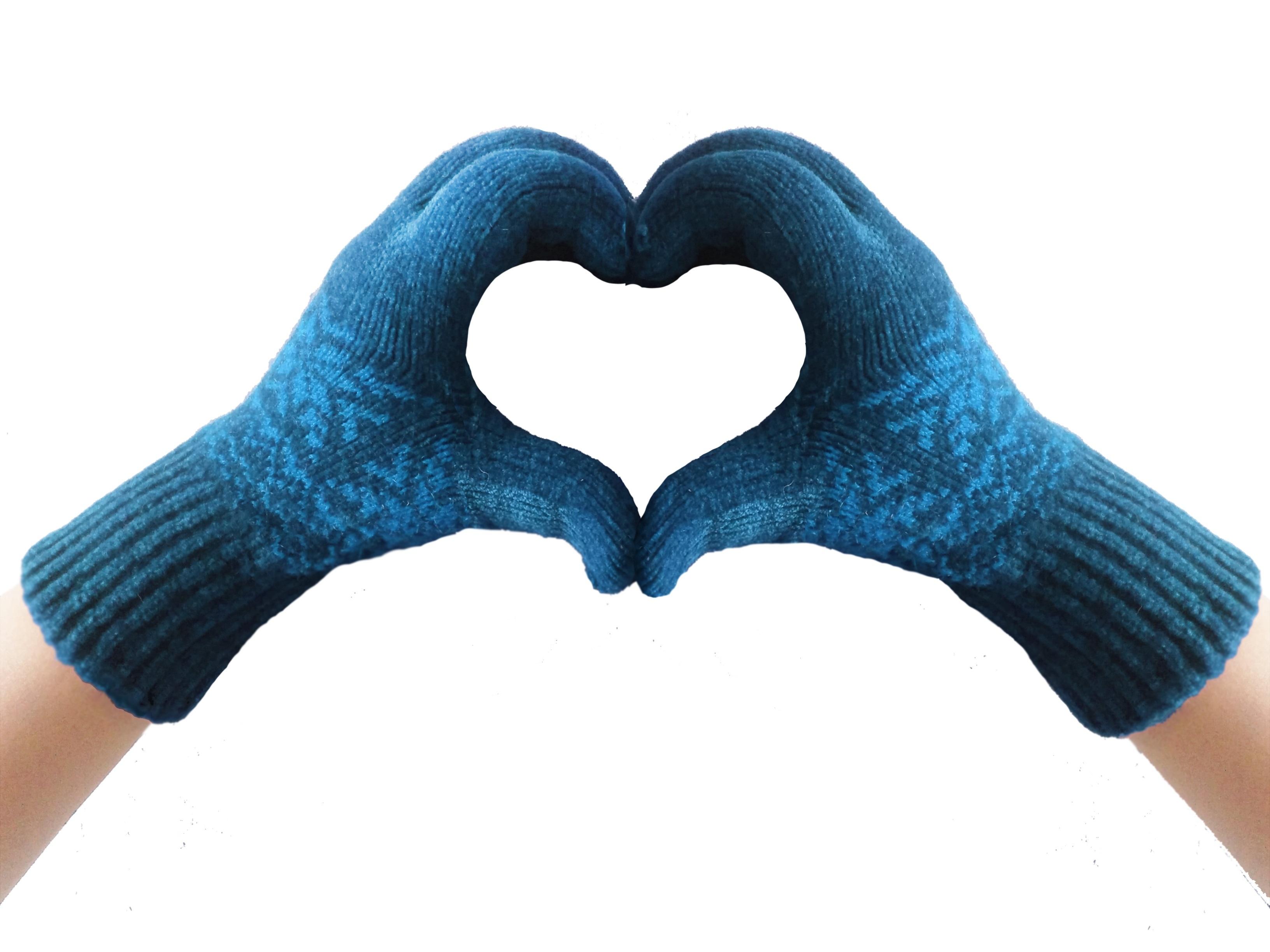 Images gratuites main hiver c ur doigt bleu tricoter bras coiffure corps humain nez - Images coeur gratuites ...