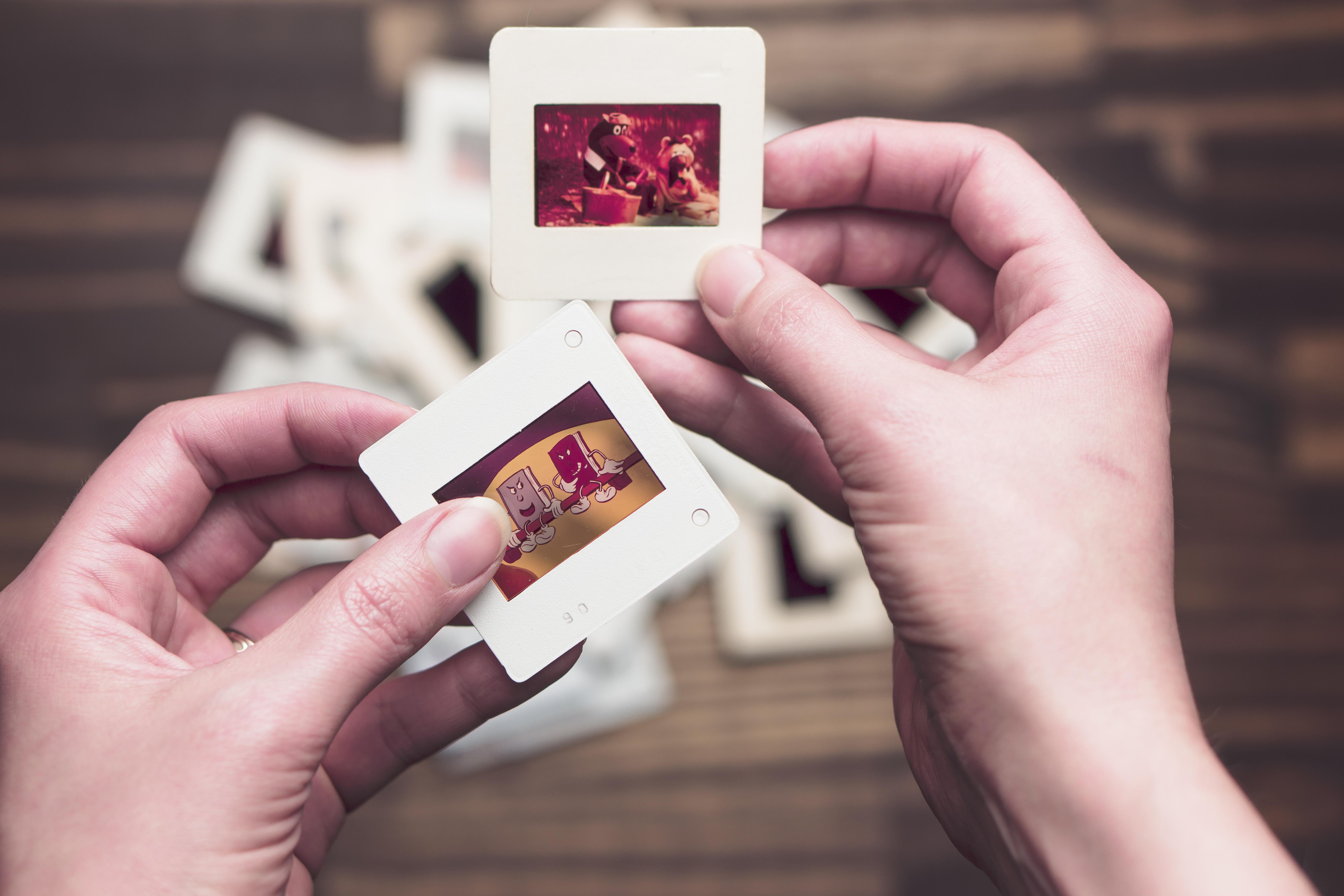 slides photography