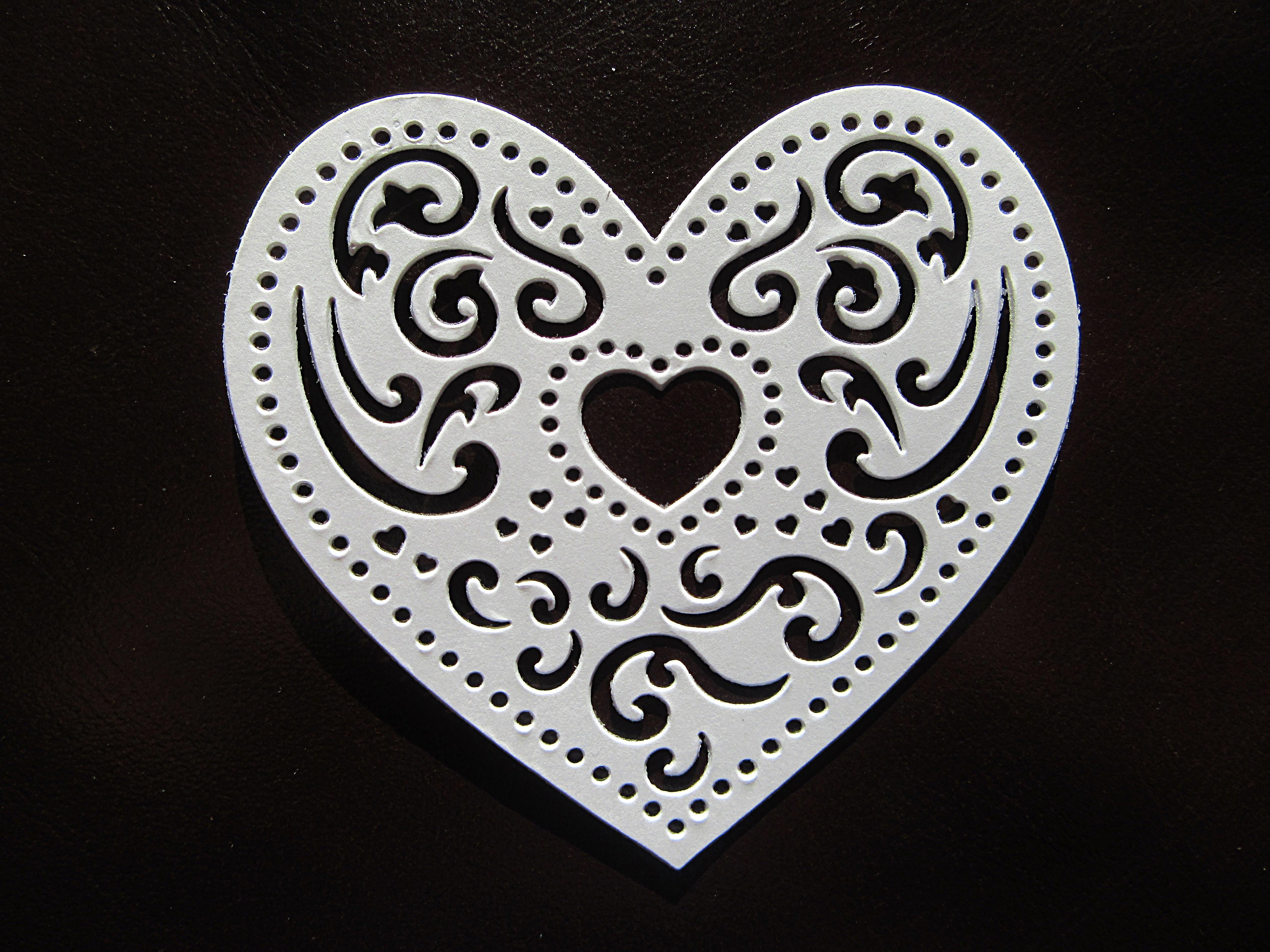 Ажурные сердечки открытки, открытки женщине